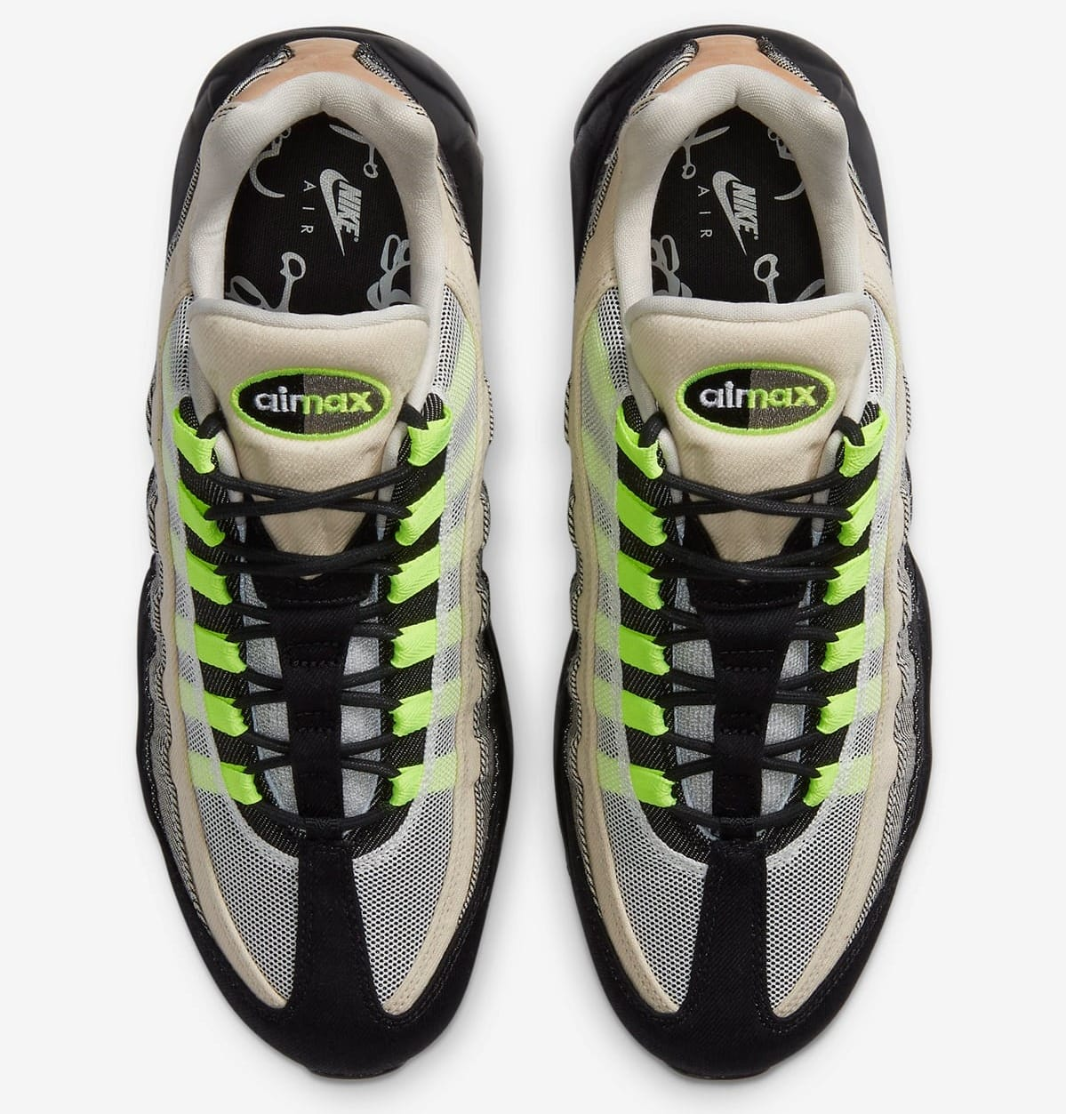 Denham x Nike Air Max 95 CU1644-001 Top