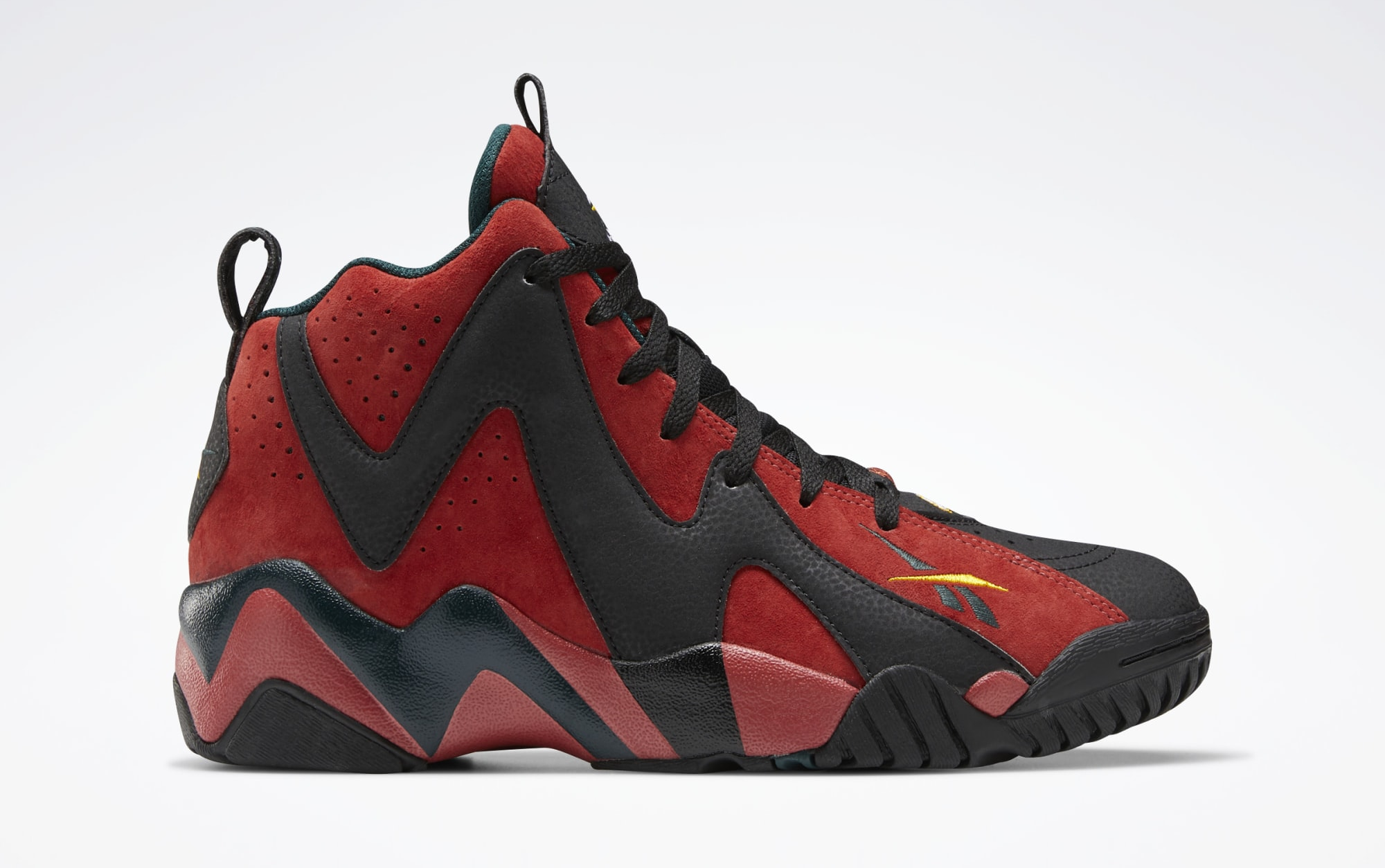 Reebok Kamikaze 2 'Alternates' FZ4006 Lateral