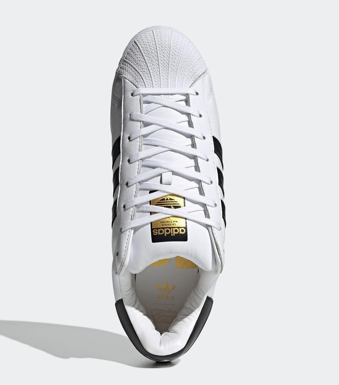 Kerwin Frost x Adidas Superstar 'Superstuffed' GY5167 Top