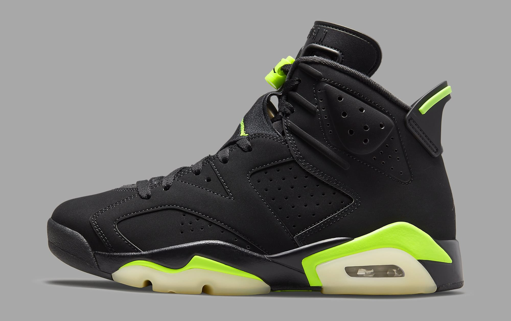 Air Jordan 6 Retro 'Electric Green' CT8529-003 Lateral