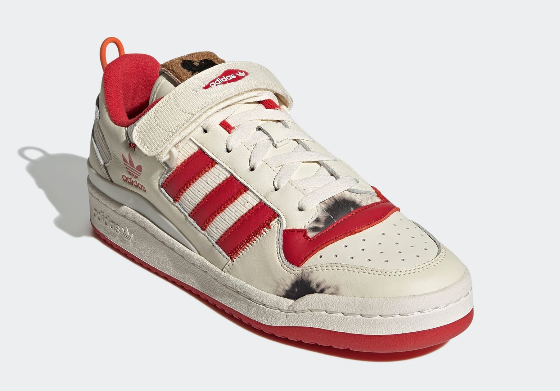 Home Alone x Adidas Forum Low GZ4378 Front