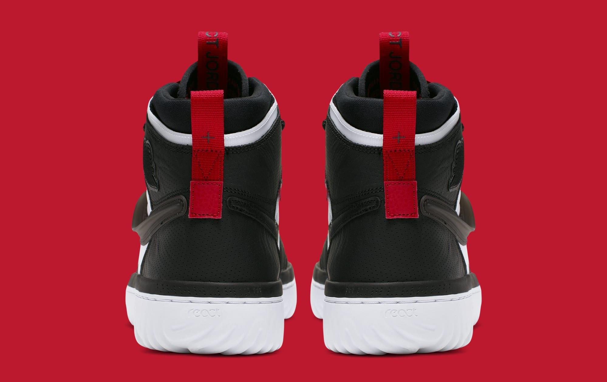 Air Jordan 1 Retro High React AR5321-016 (Heel)