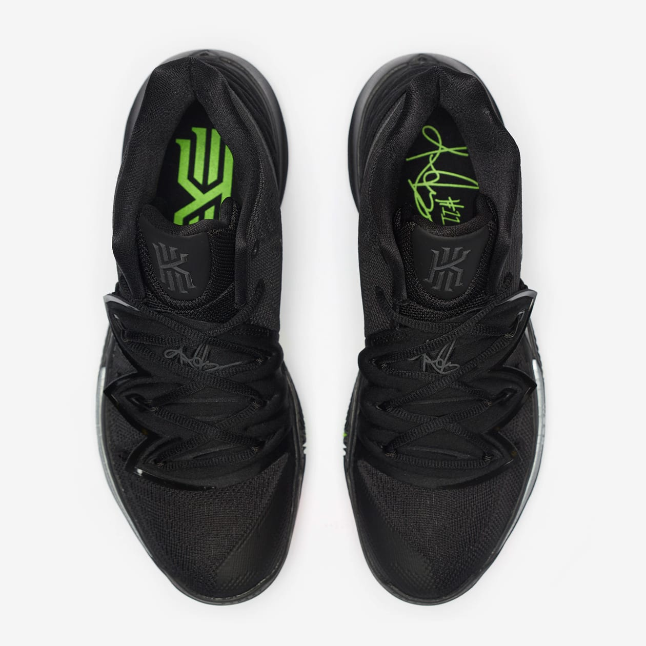 Nike Kyrie 5 Black Rainbow Release Date AO2918-001 Top