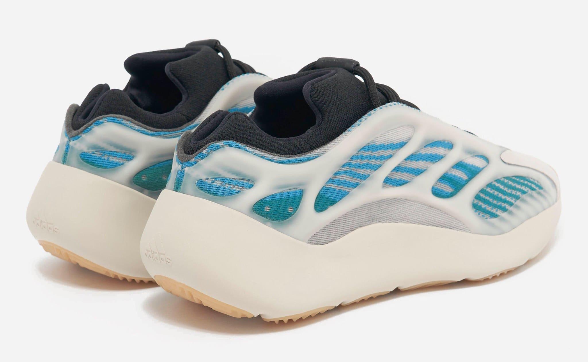 Adidas Yeezy 700 V3 'Kyanite' Heel