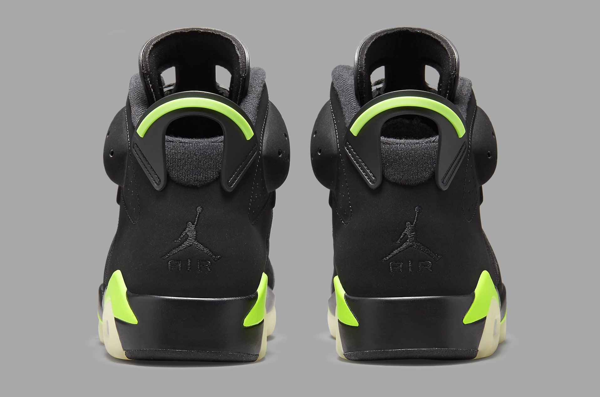Air Jordan 6 Retro 'Electric Green' CT8529-003 Heel