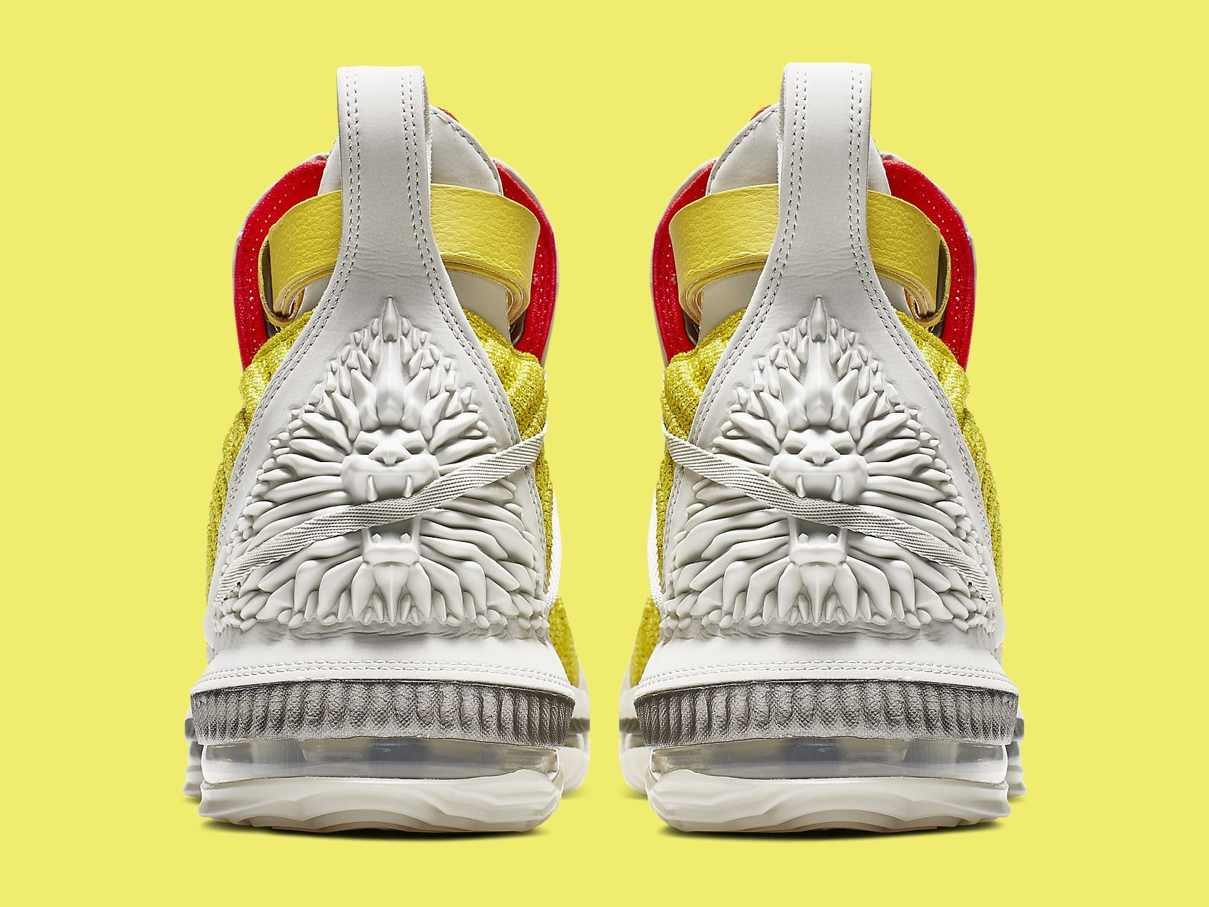 cheap for discount 1feb6 ca662 Nike LeBron 16 HFR Bright Citron Release Date CI1145- 700 ...
