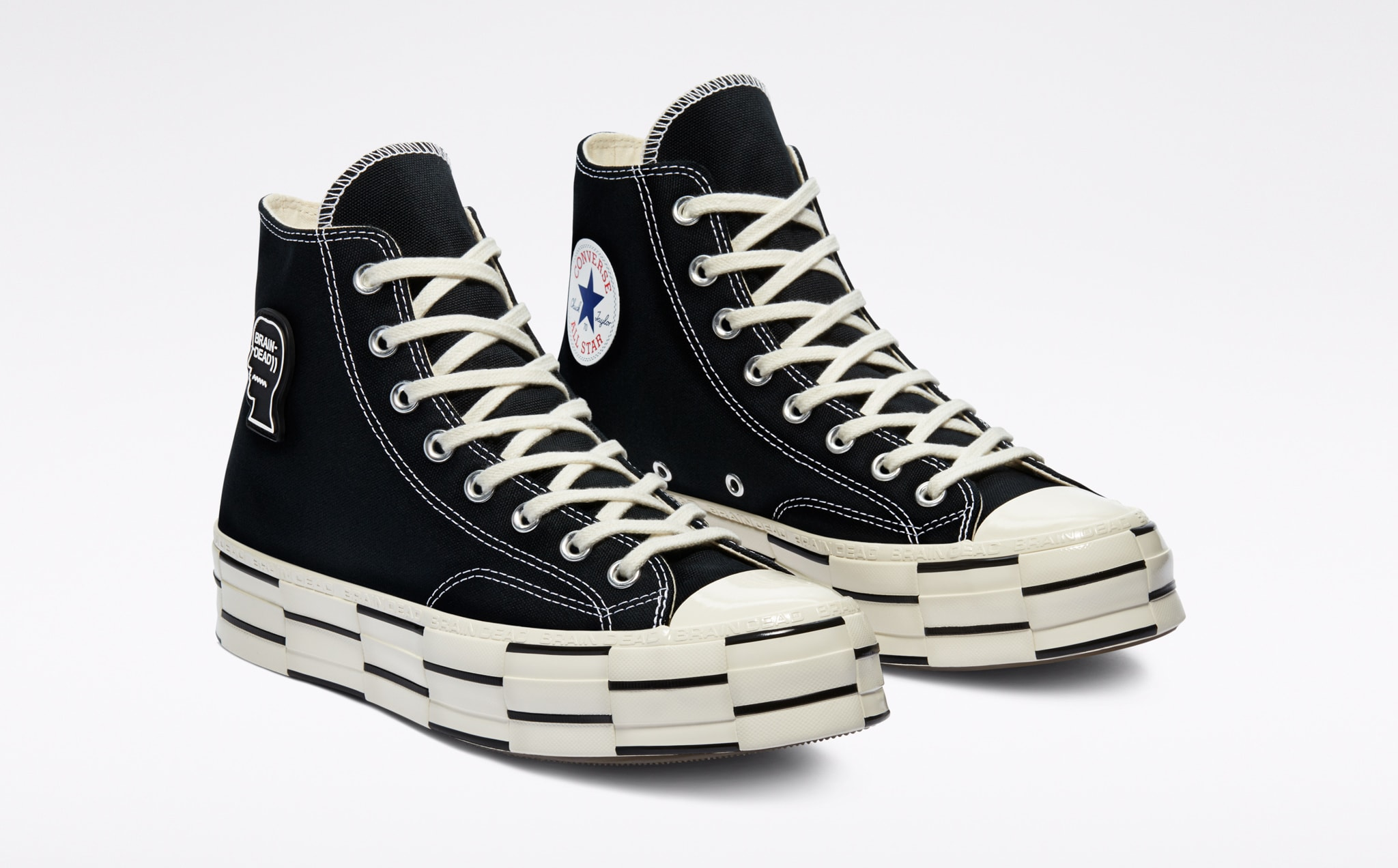 Brain Dead x Converse Chuck 70 DSM Exclusive Pair