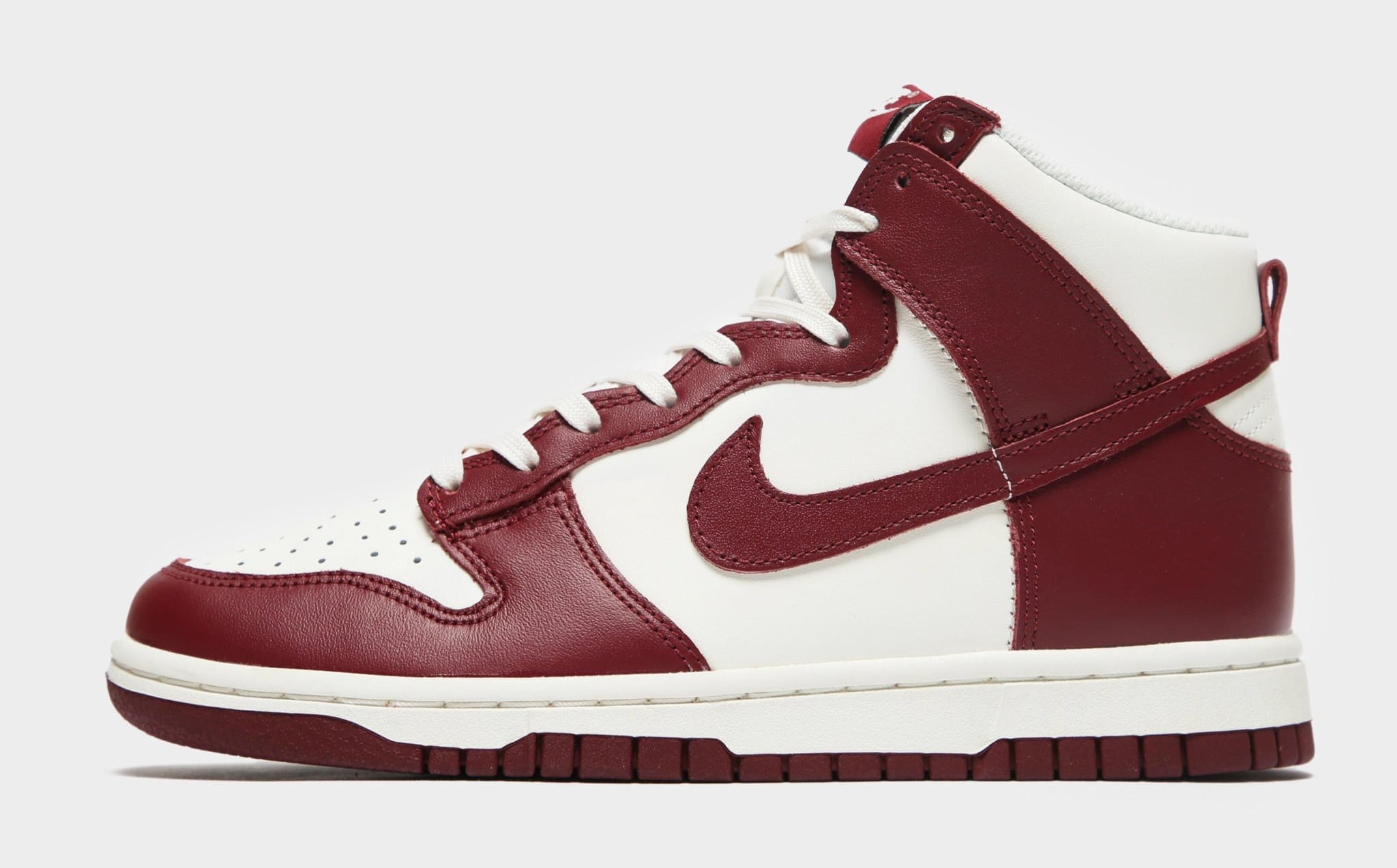 Nike Dunk High Women's 'Team Red' DD1869-101 Lateral