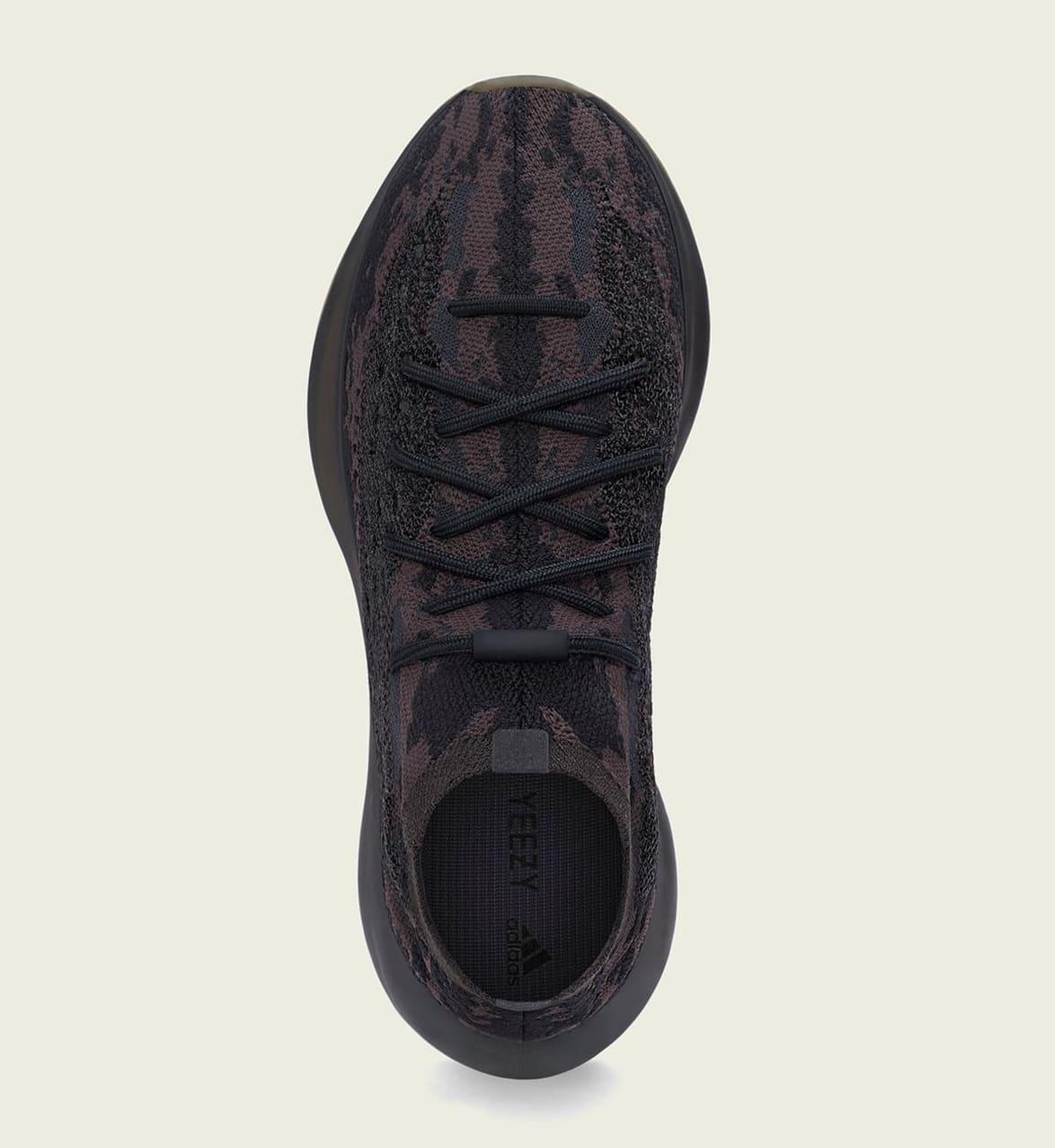 Adidas Yeezy Boost 380 'Onyx' FZ1270 Top