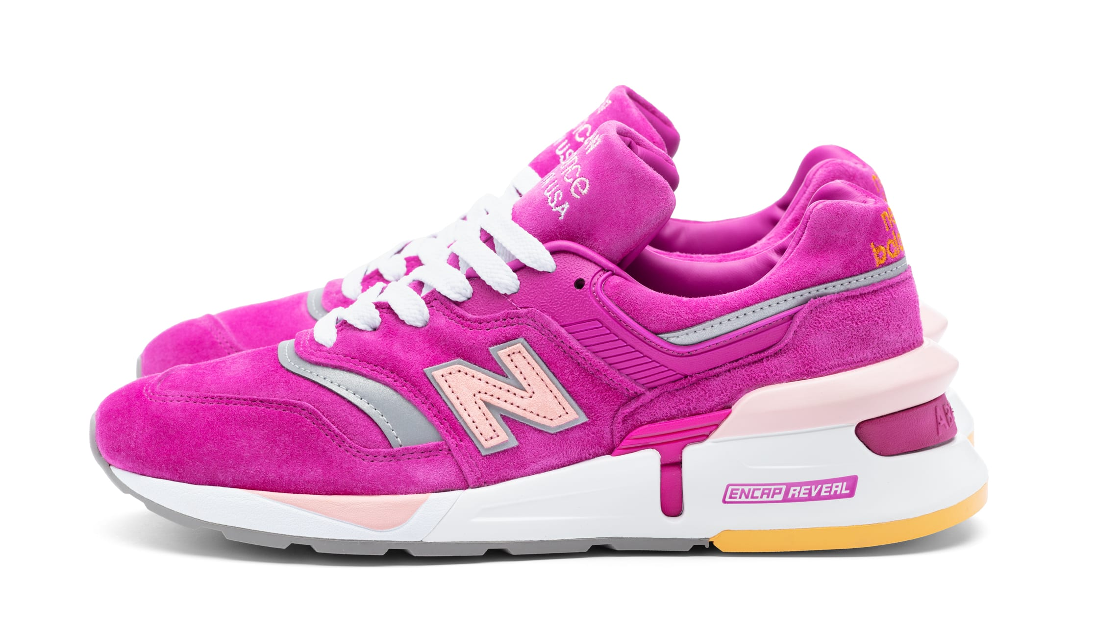 Concepts x New Balance 997S Fusion 'ESRUC' (Left)