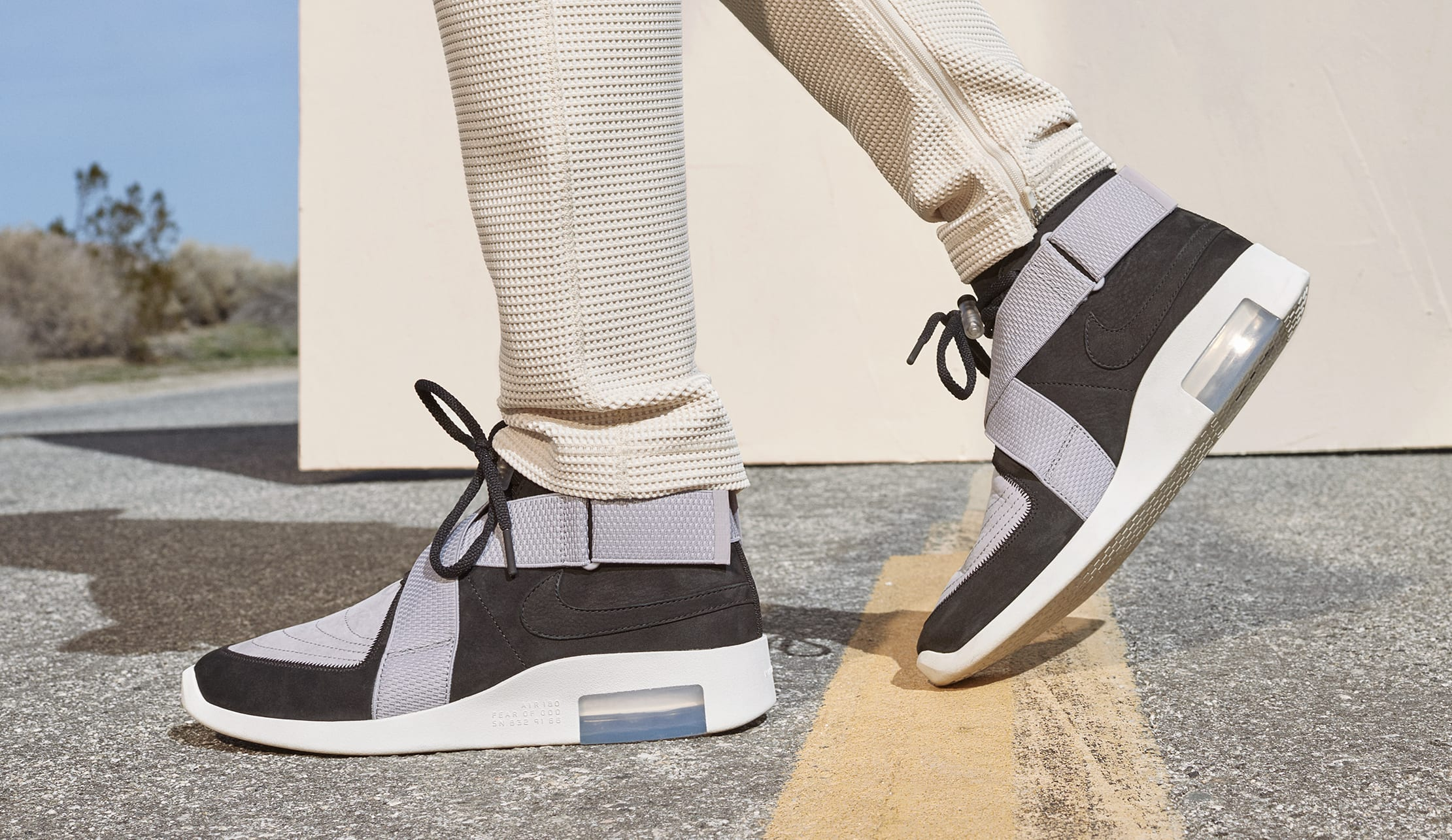 Nike Air Fear of God Spring/Summer 2019 Collection 2