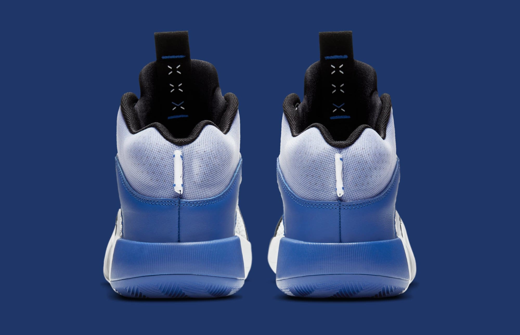 Fragment x Air Jordan 35 DA2371-100 Heel