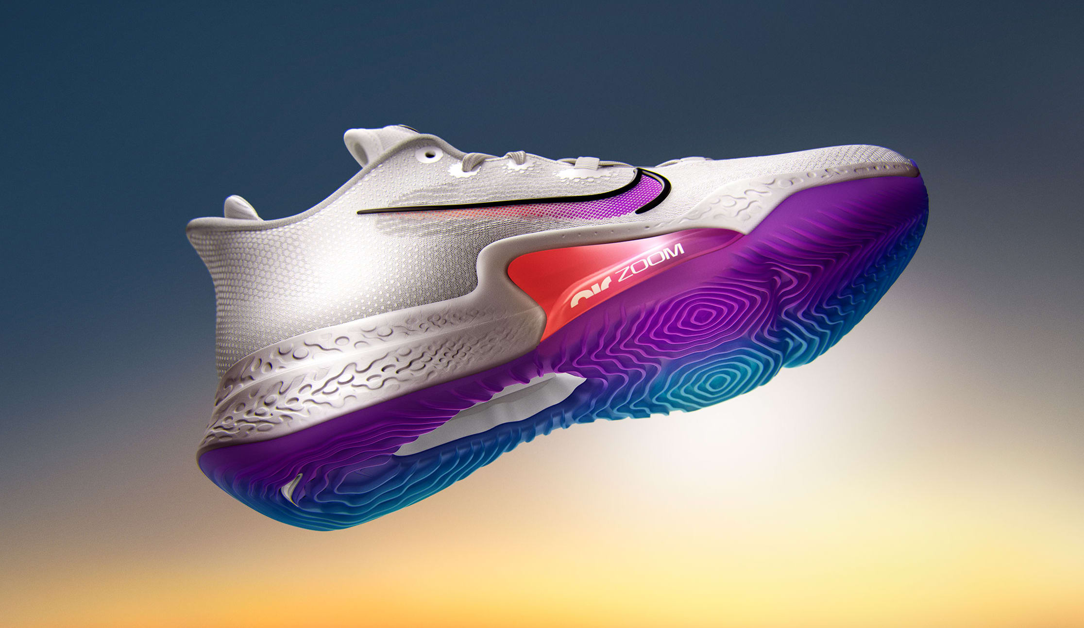 Nike Air Zoom BB Next 'Rawthentic' Lateral