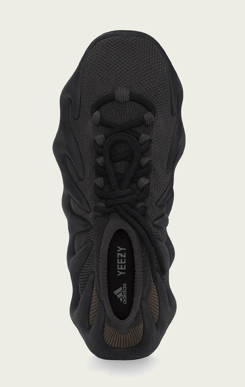 Adidas Yeezy 450 'Dark Slate' GY5386 Top