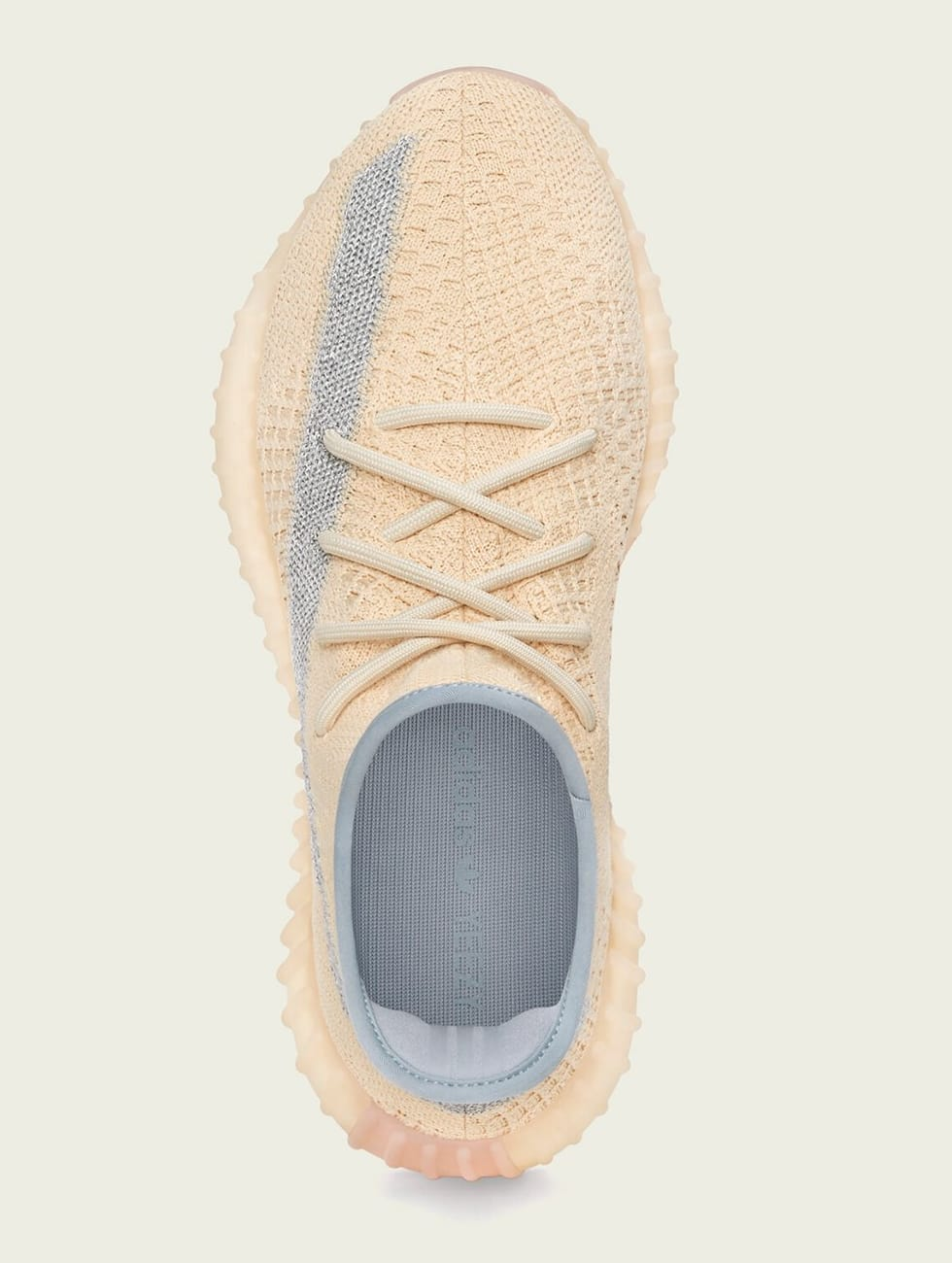 Adidas Yeezy Boost 350 V2 'Linen' FY5158 Top