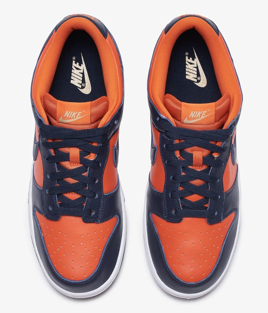Nike Dunk Low 'Champ Colors' CU1727-800 Top