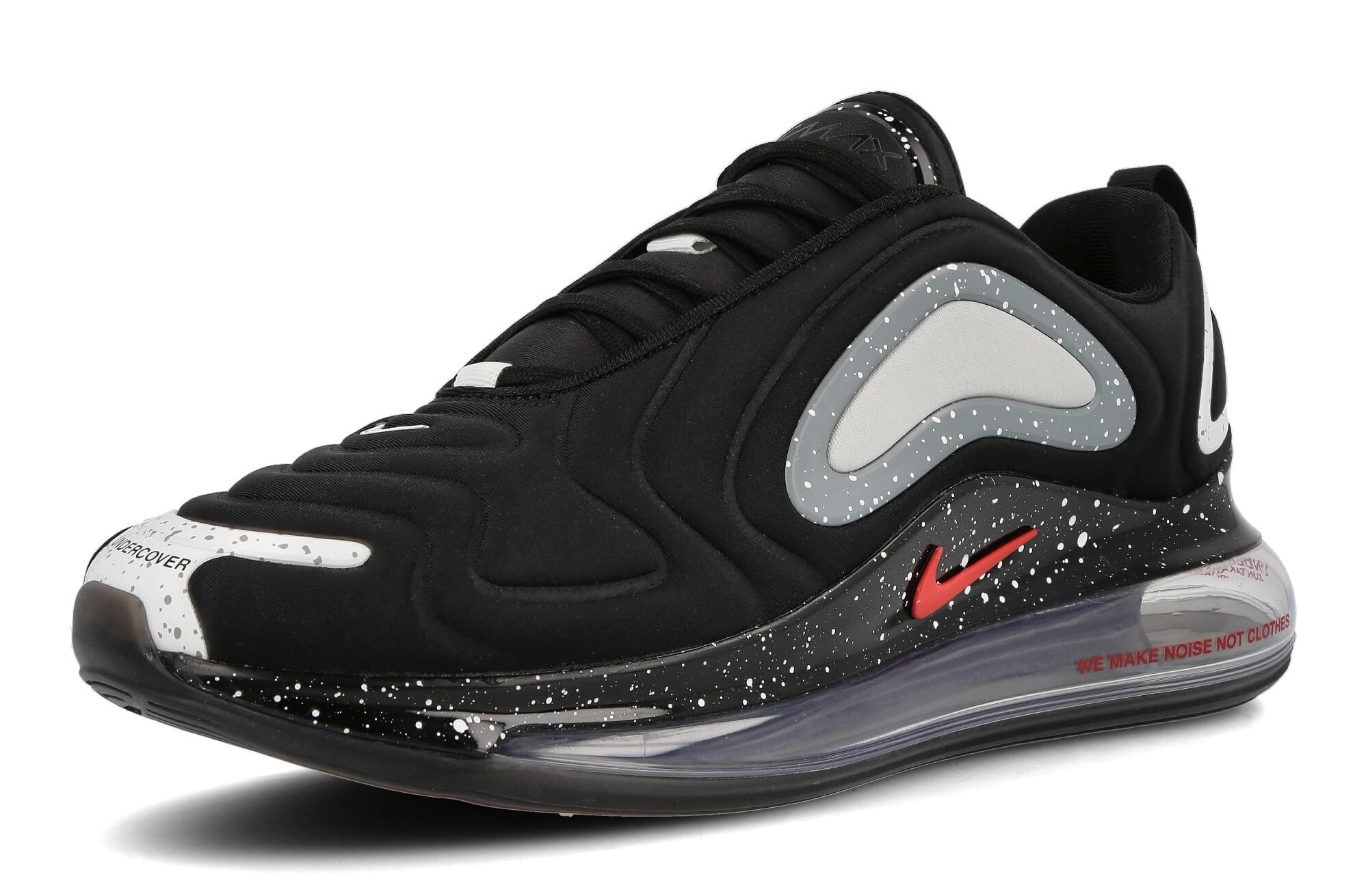 Undercover x Nike Air Max 720 CN2408-001 (Front)