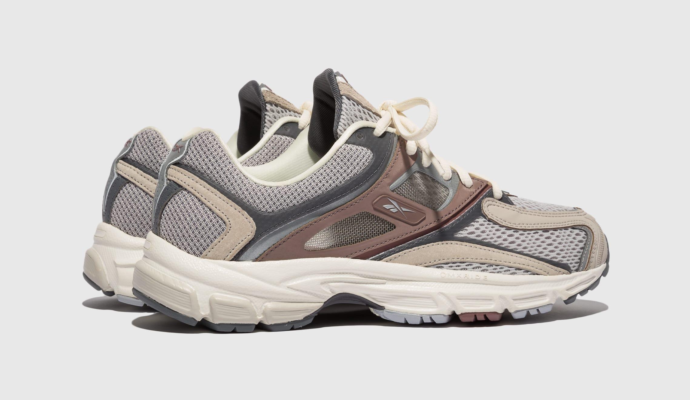Packer Shoes x Reebok Trinity Premier Cream FY3409 Side