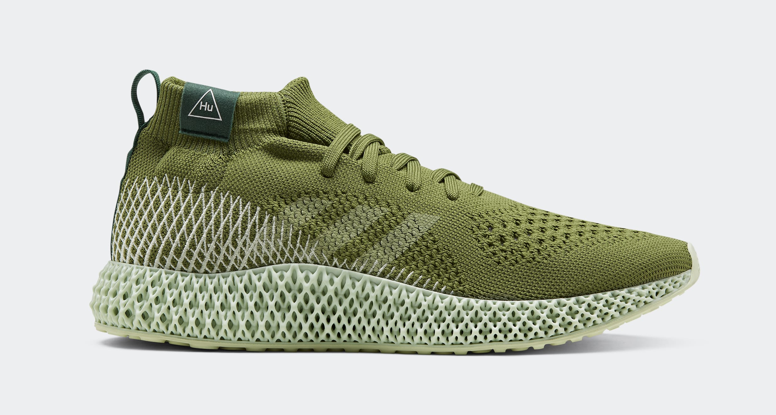 pharrell-williams-adidas-4d-tech-olive-fv6334-lateral