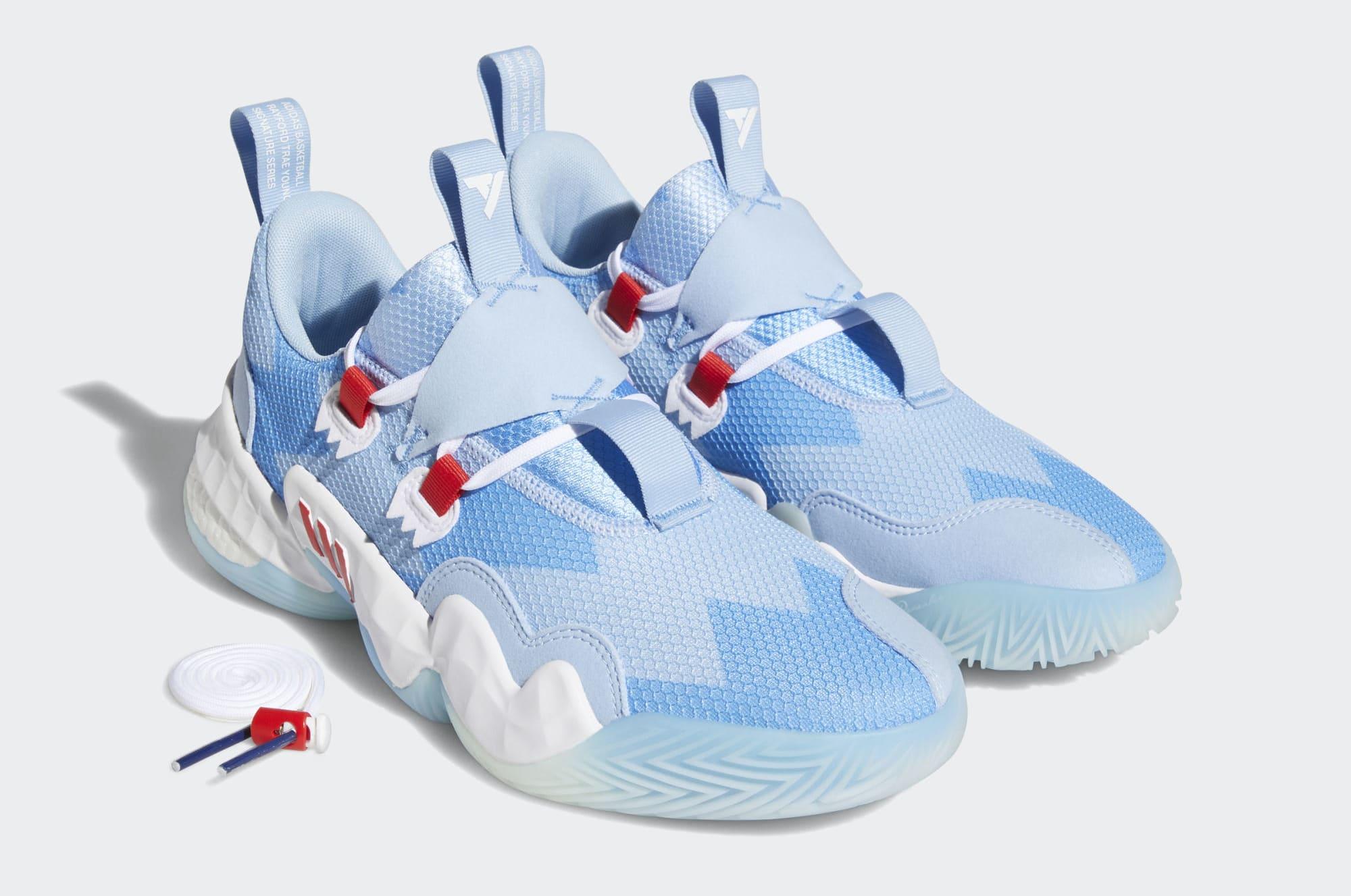 Adidas Trae Young 1 H68997 Pair