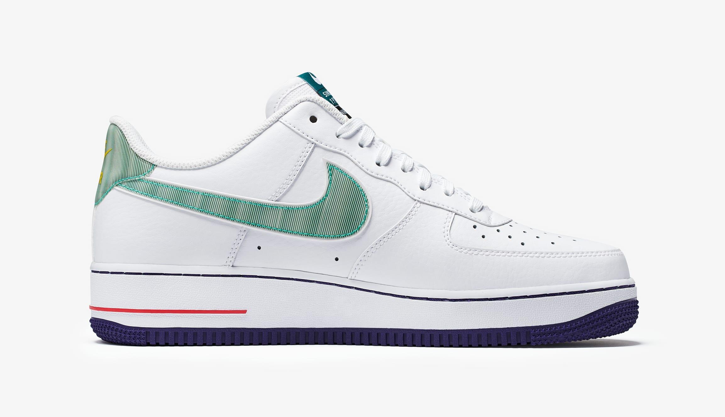 Nike Air Force 1 Low 'Pregame' Medial