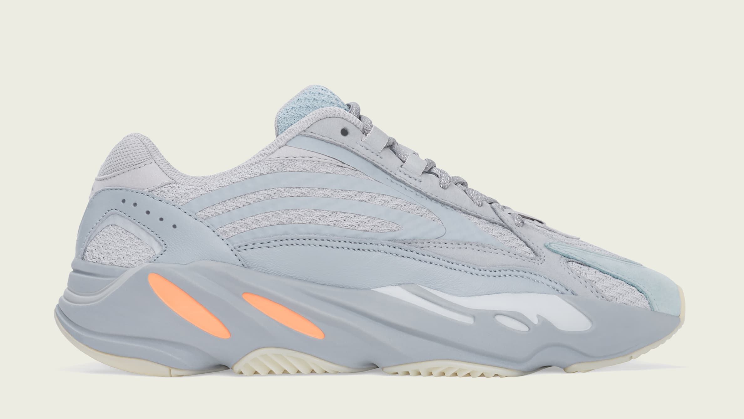 Adidas Yeezy Boost 700 V2 'Inertia' FW2549 (Right Shoe)