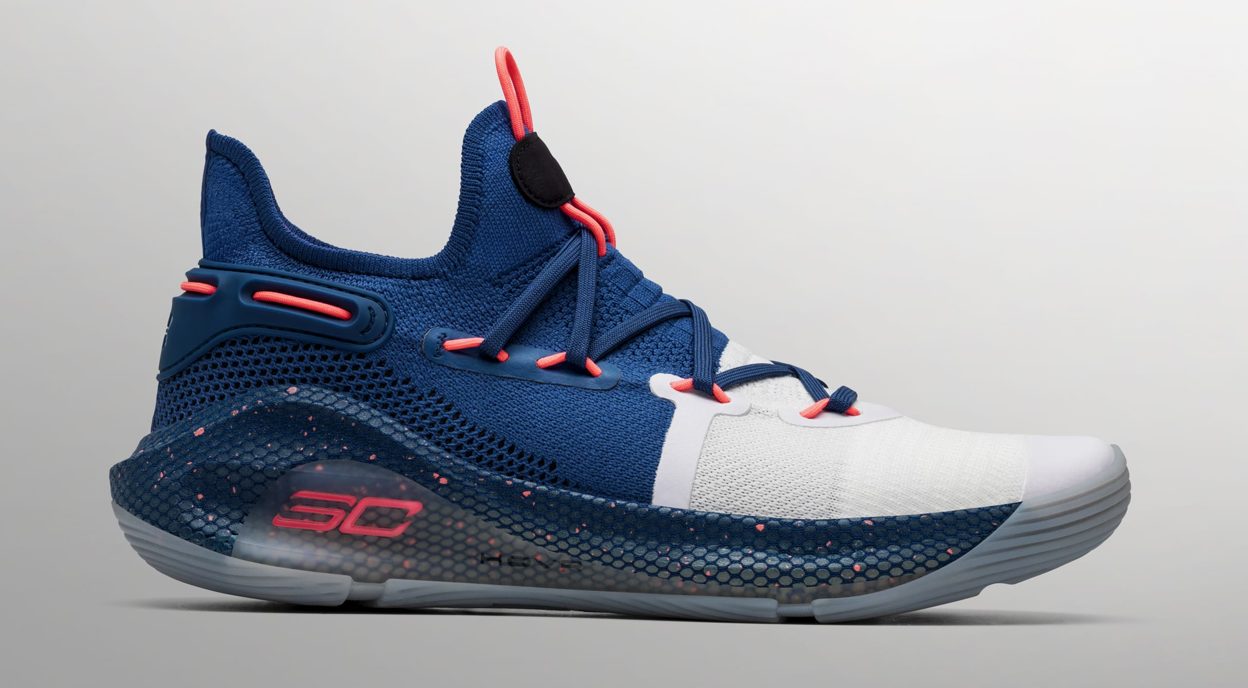 Under Armour Curry 6 'Splash Party' 3020612-405 (Lateral)