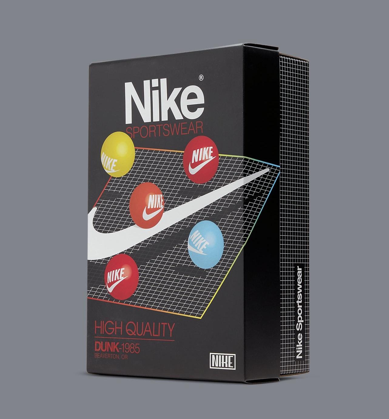Nike Dunk High 'Acid Wash' DD9404-700 Box