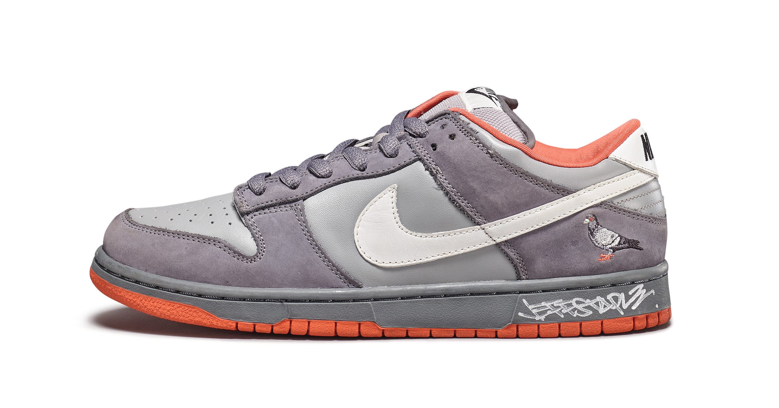 Jeff Staple x Nike SB Dunk Low 'NYC Pigeon'