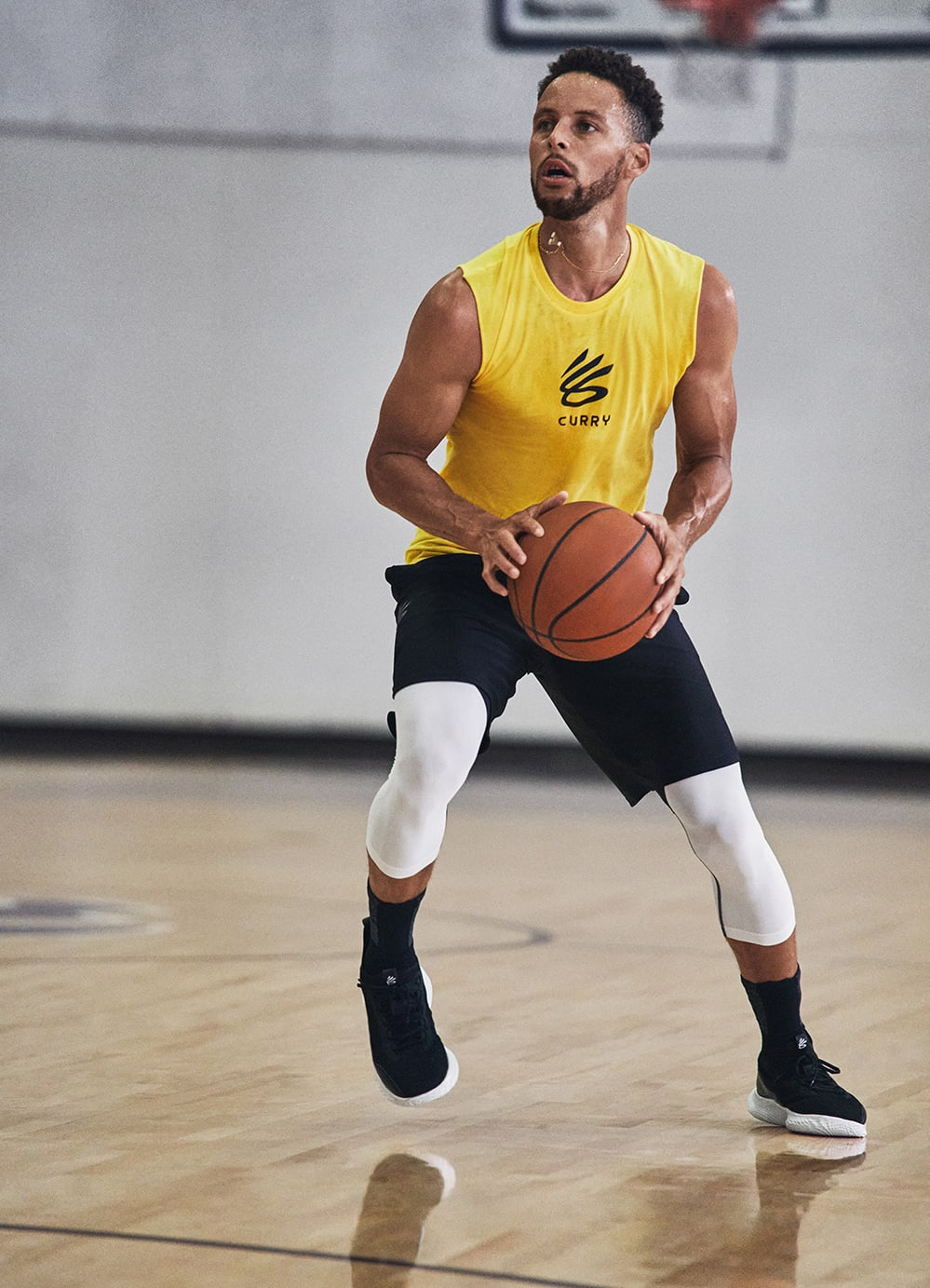 Stephen Curry Under Armour Curry Brand