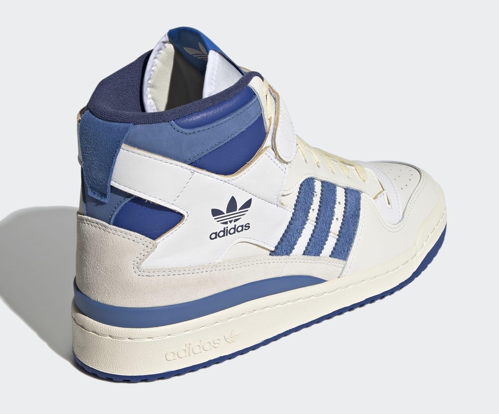 Adidas OG Forum 84 FY7793 Heel