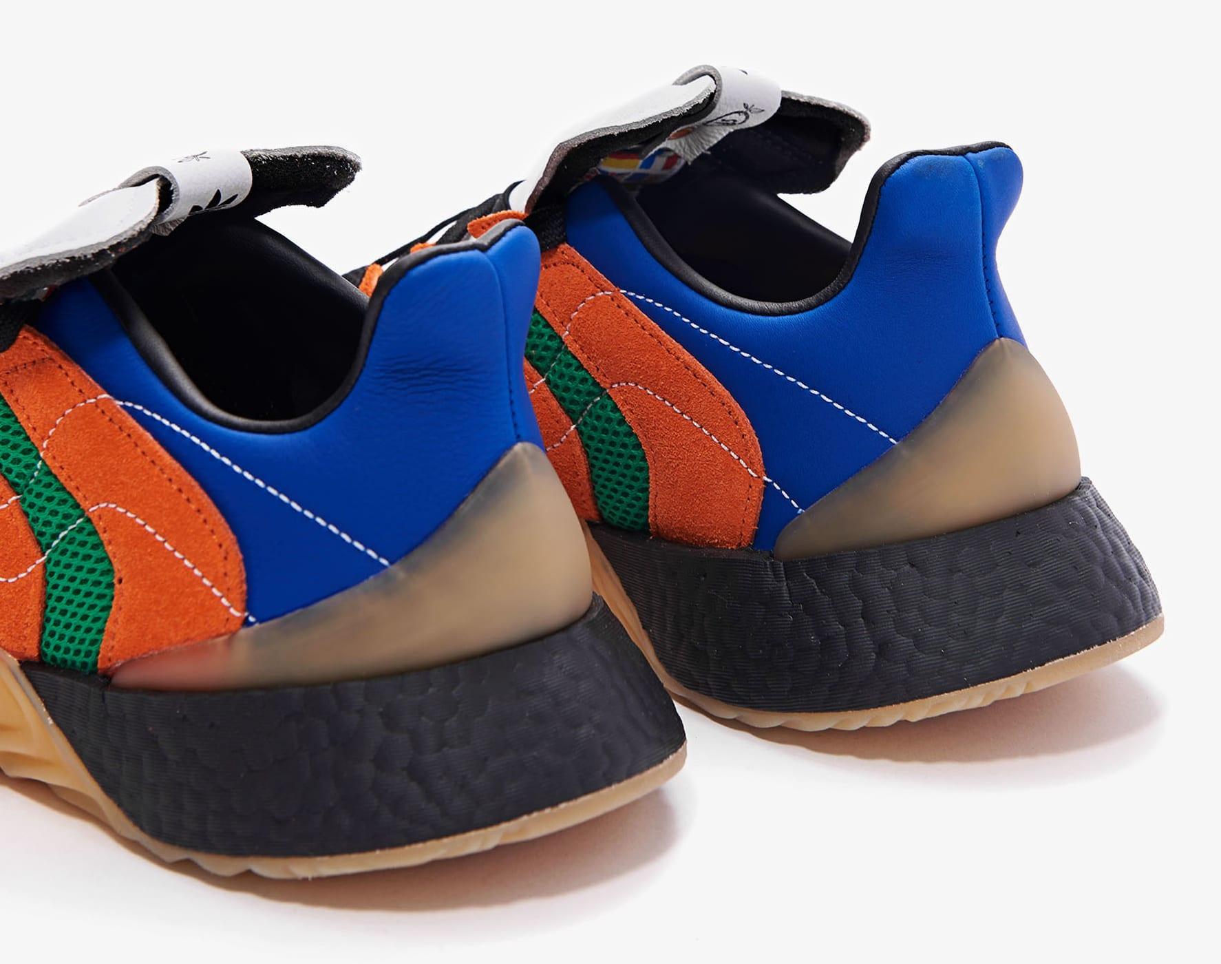 SVD x Adidas Sobakov Boost G26821 (Heel)