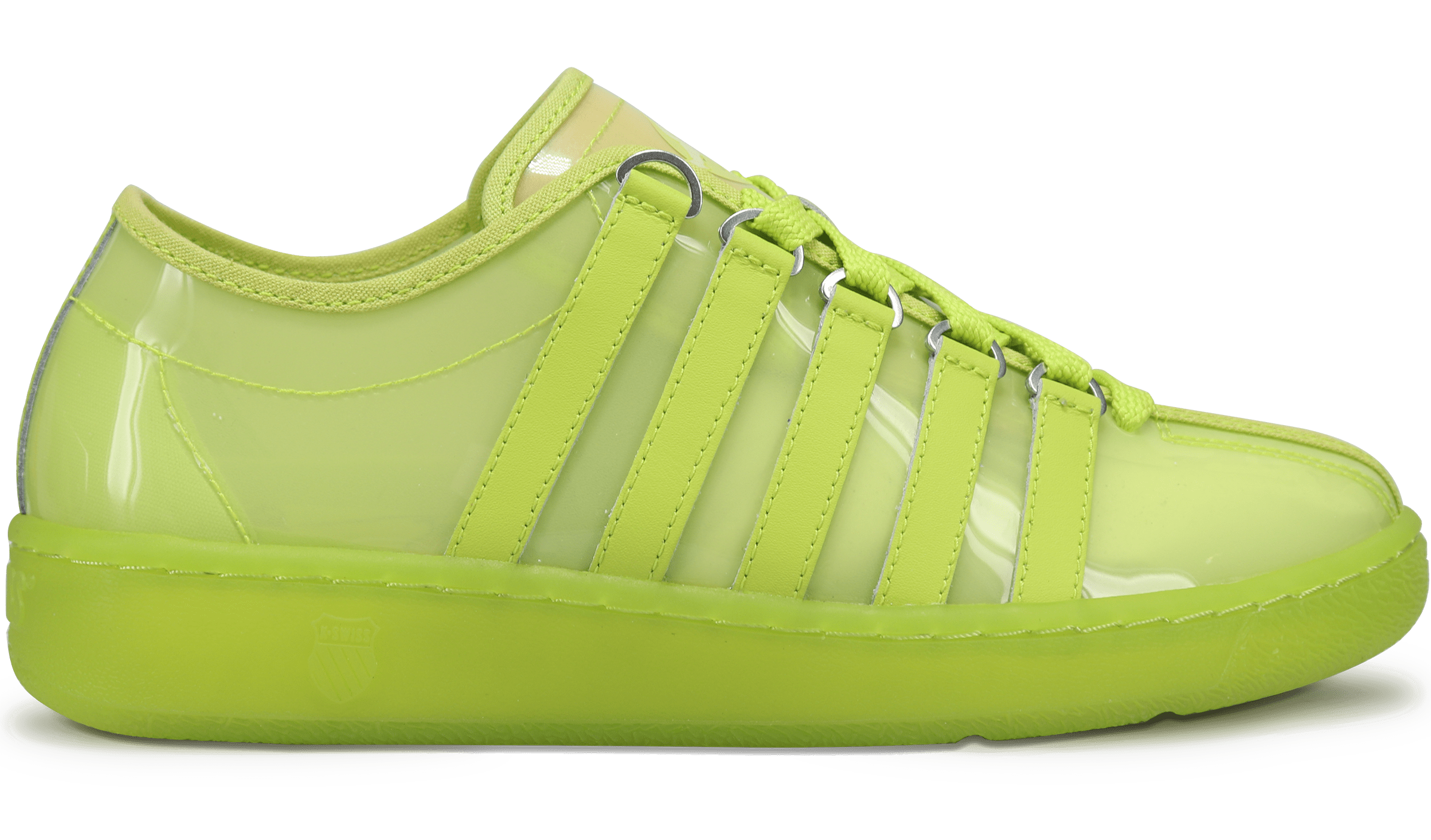 K-Swiss x Ghostbusters Classic 2000 'Slimer' 06619-305 (Lateral)