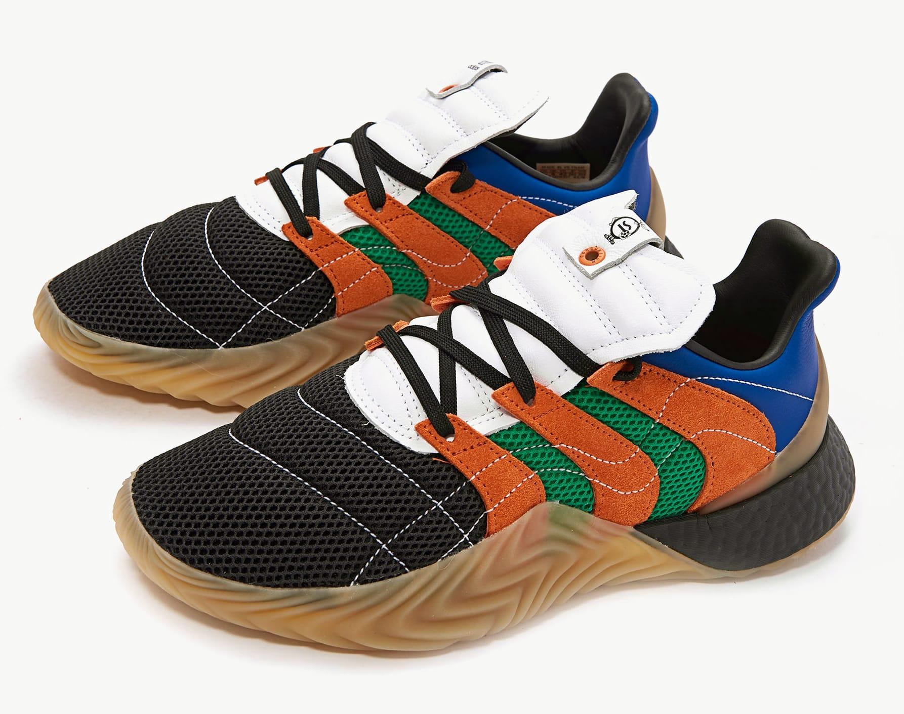 Sivasdescalzo x Adidas Consortium Sobakov Boost '1982 World ...