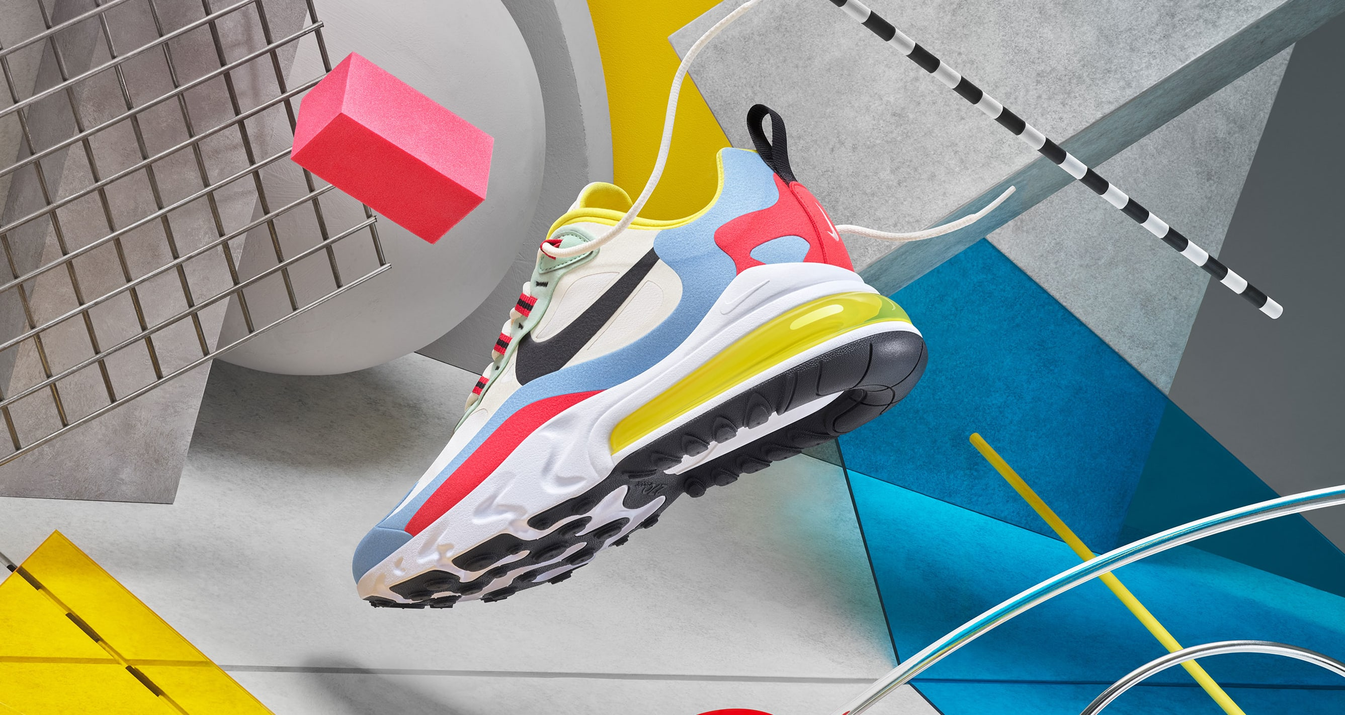 Nike Air Max 270 React WMNS (Stylized)
