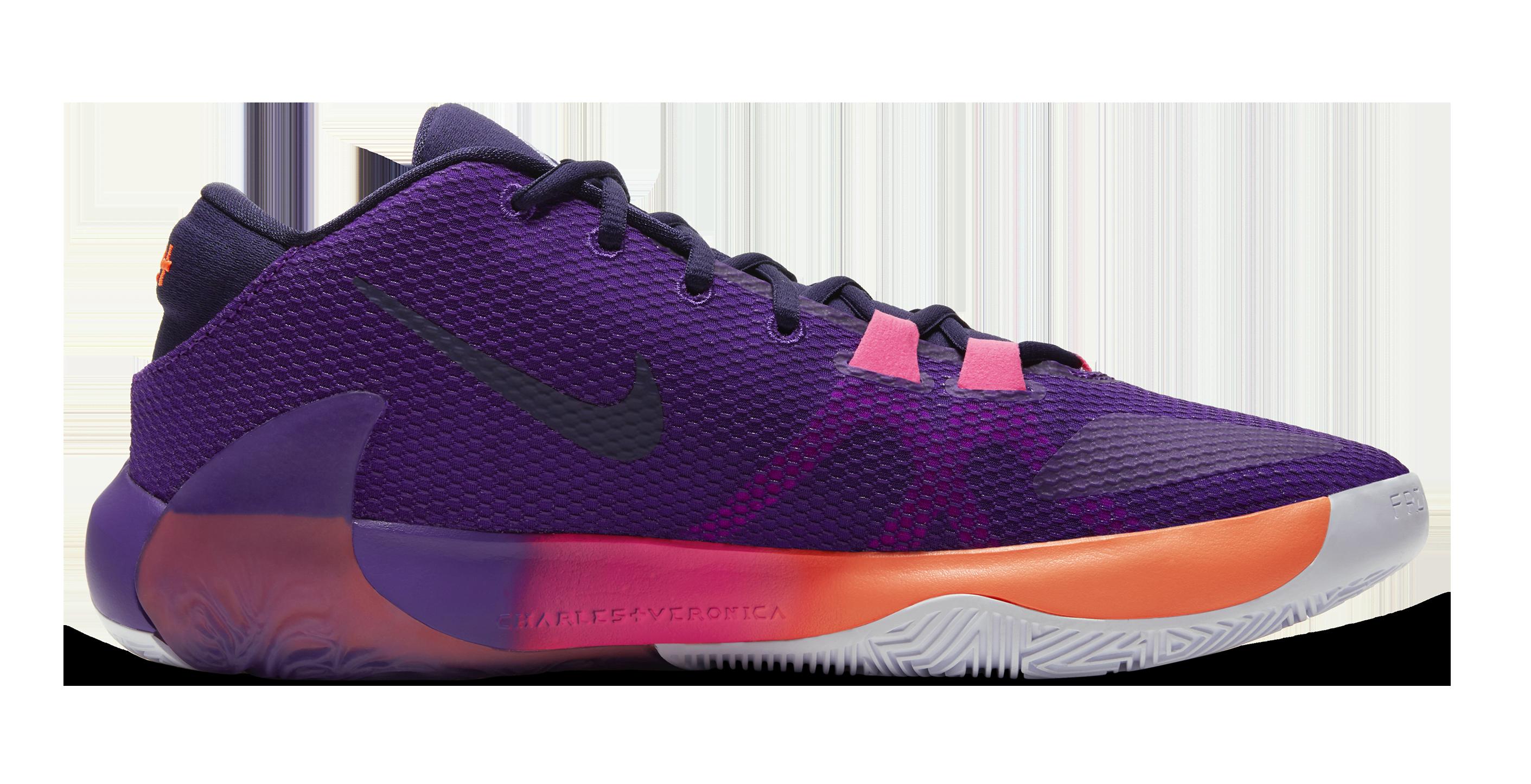 Nike Zoom Freak 1 GE 'All Bros 4' Medial