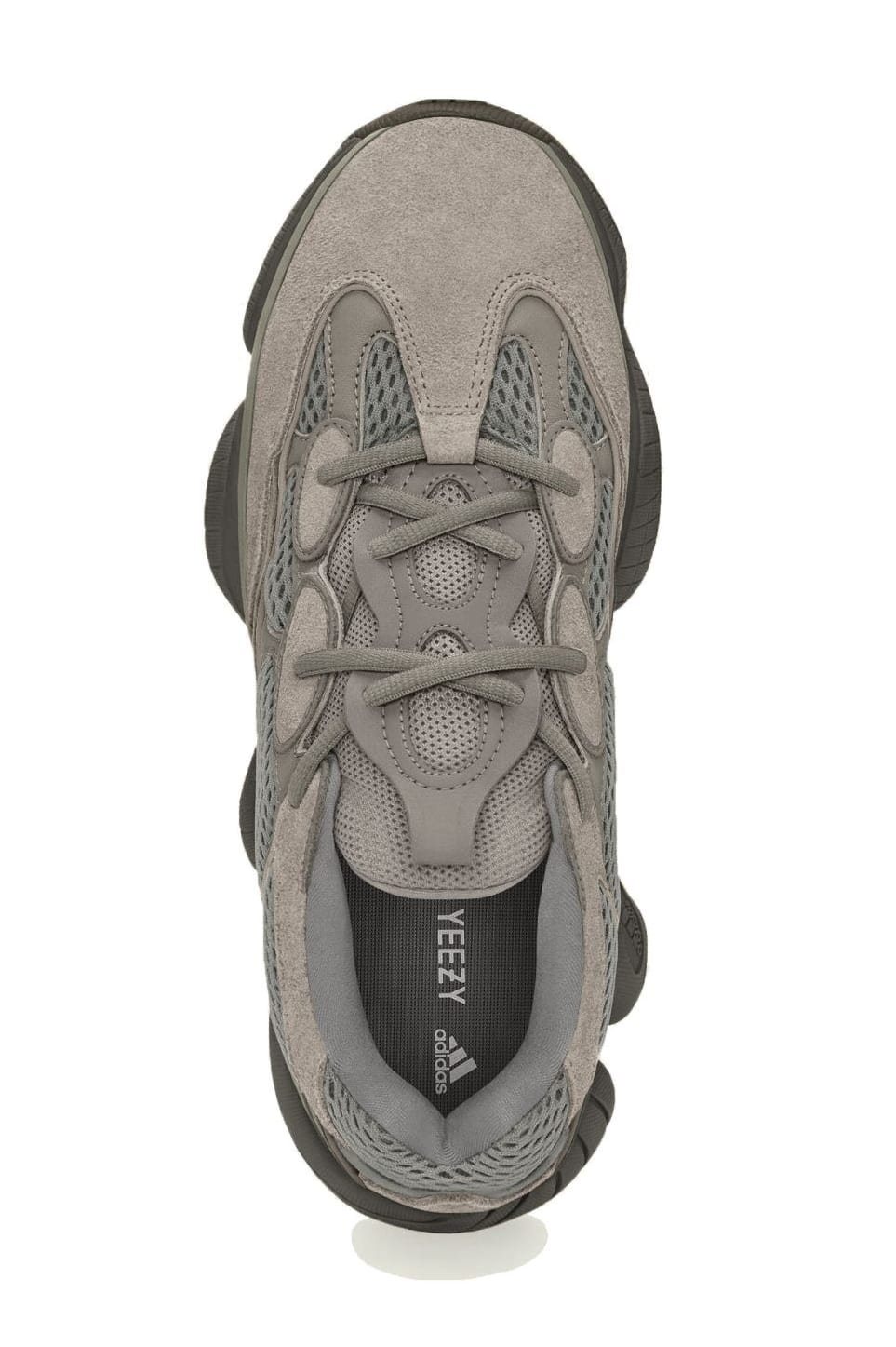 Adidas Yeezy 500 'Ash Grey' Top