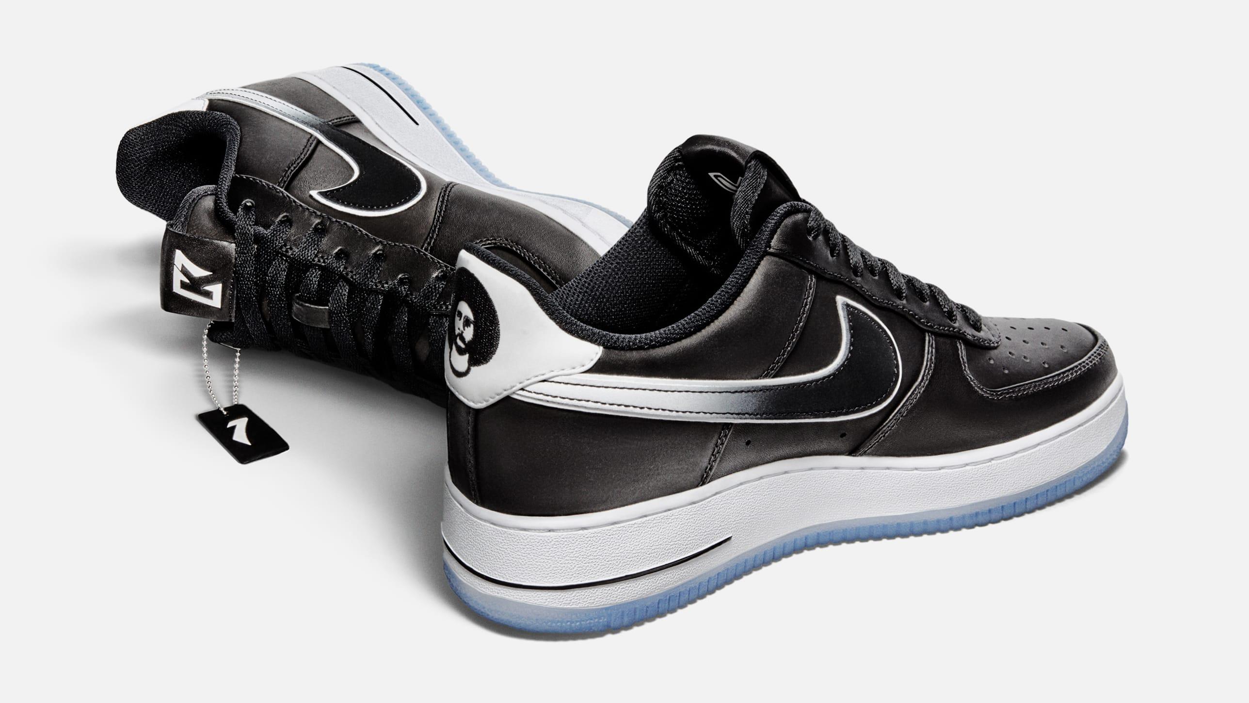 Colin Kaepernick x Nike Air Force 1 Low Release Date CQ0493-001
