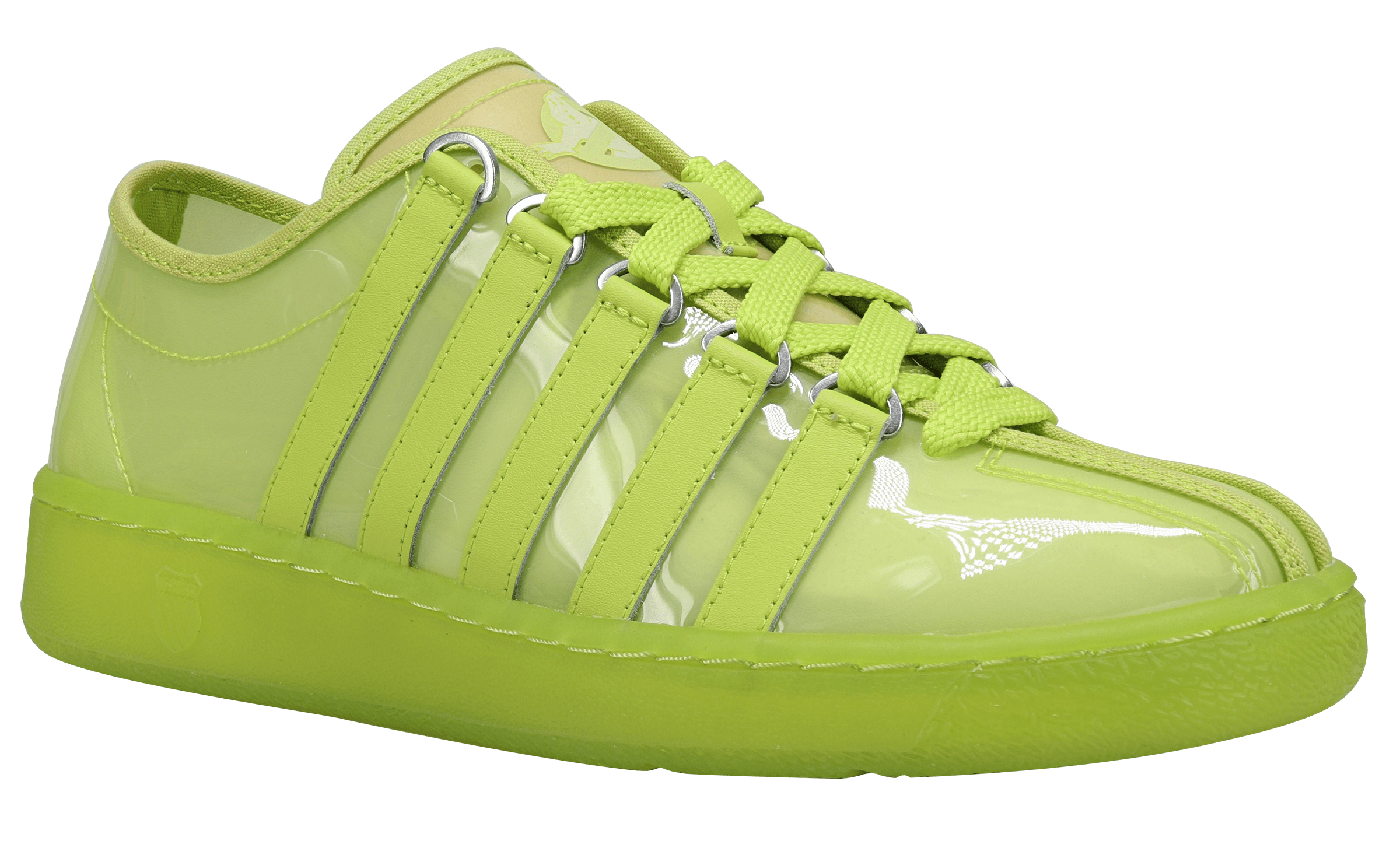 K-Swiss x Ghostbusters Classic 2000 'Slimer' 06619-305 (Angle)