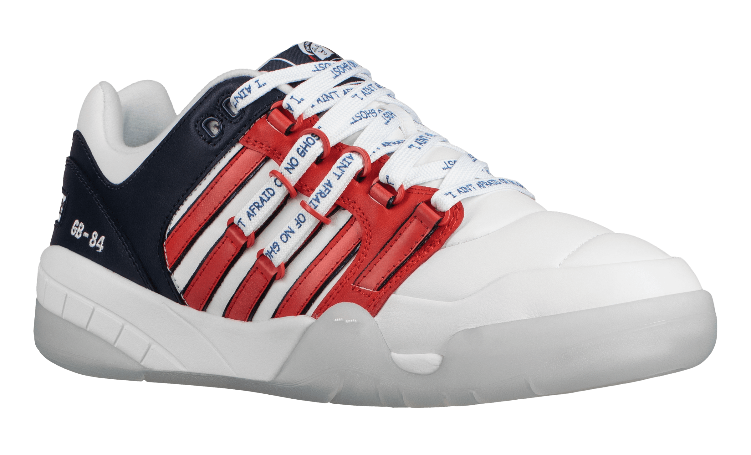 K-Swiss x Ghostbusters Si-18 International 'Stay Puft' 06620-104 (Angle)