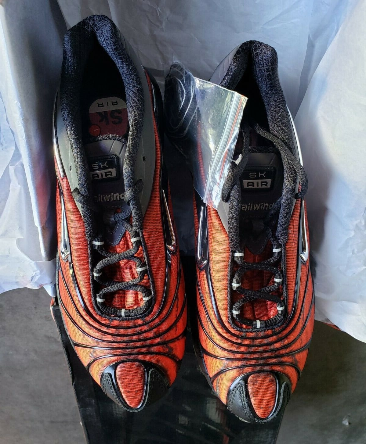 Skepta x Nike Air Max Tailwind V Collab