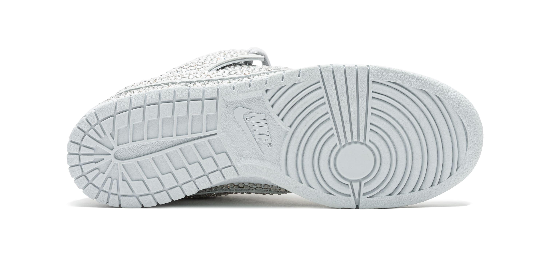 Cactus Plant Flea Market x Nike Dunk Low 'Platinum' Outsole