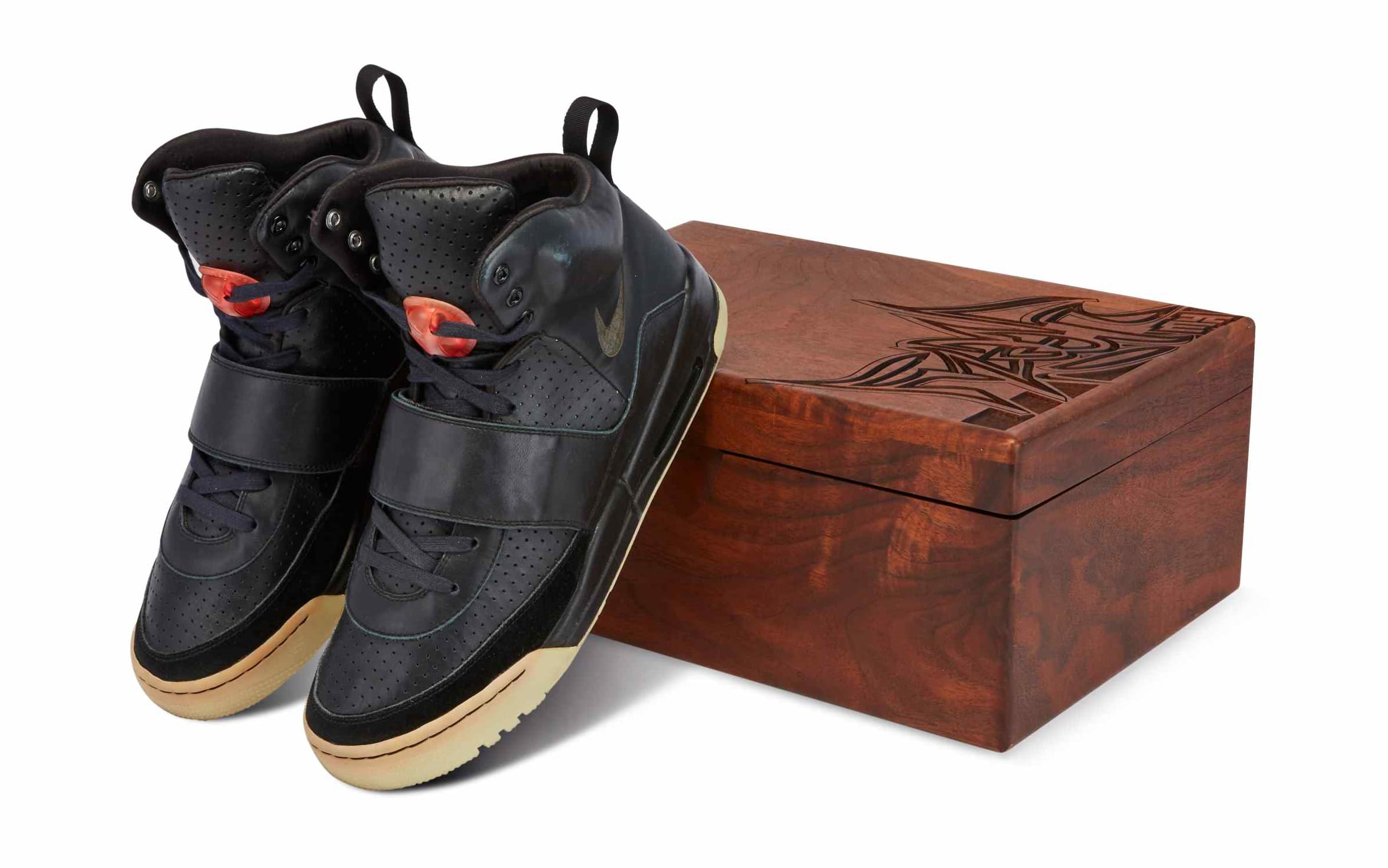 Nike Air Yeezy 1 Grammy's Sample Front
