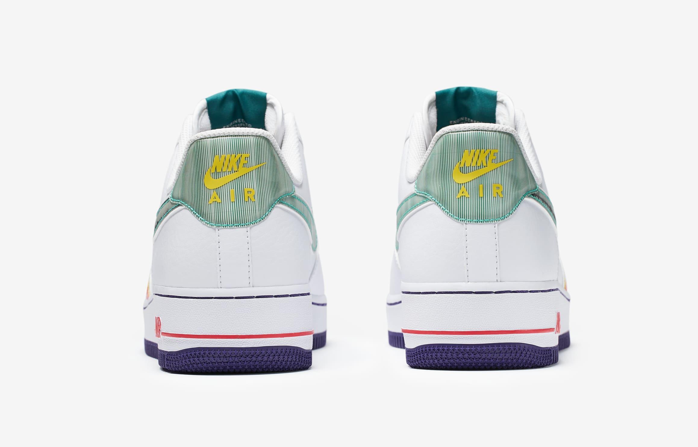 Nike Air Force 1 Low 'Pregame' Heel