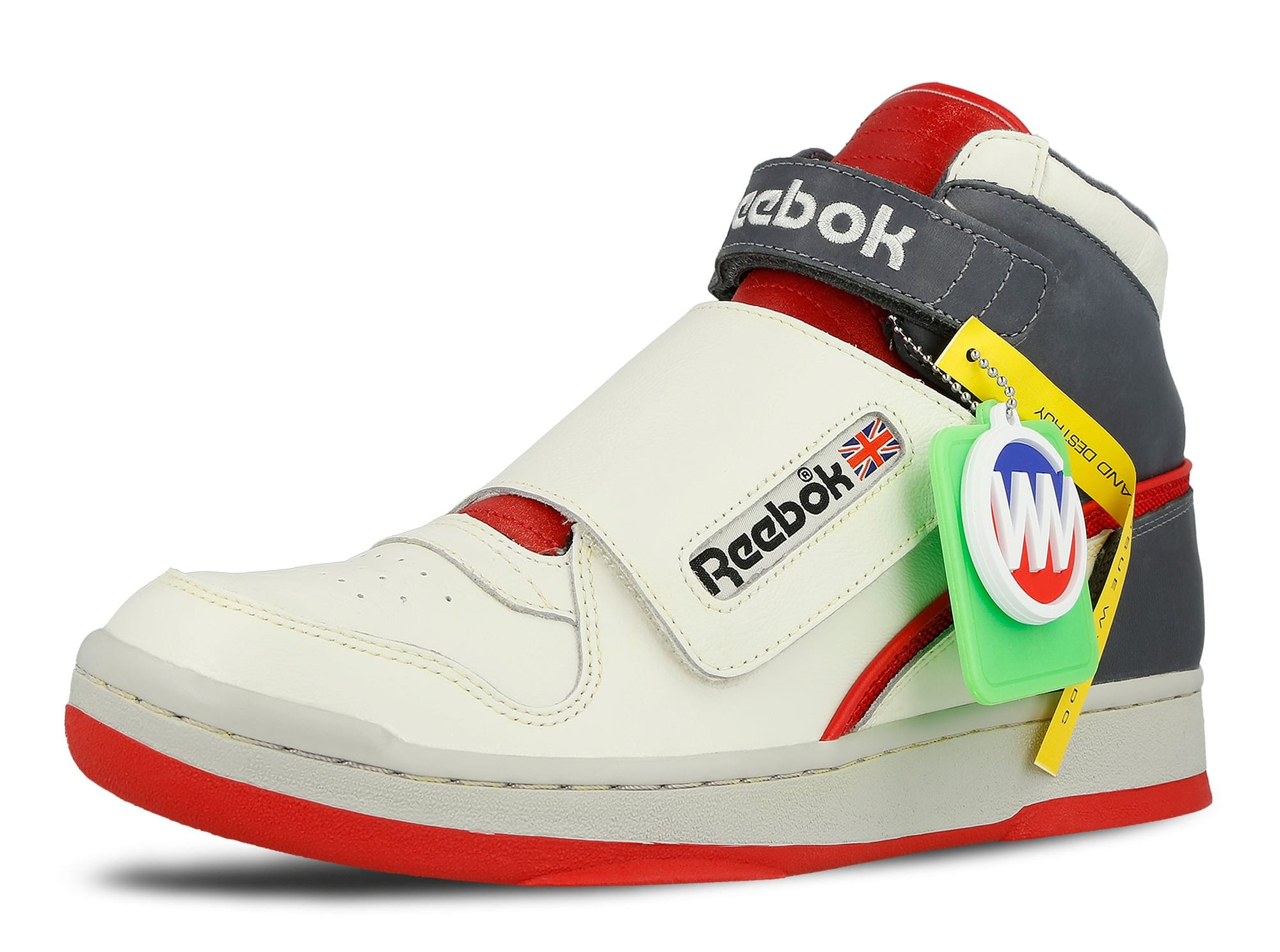 Reebok Alien Stomper Bishop Edition '40th Anniversary' DV8578 (Toe)