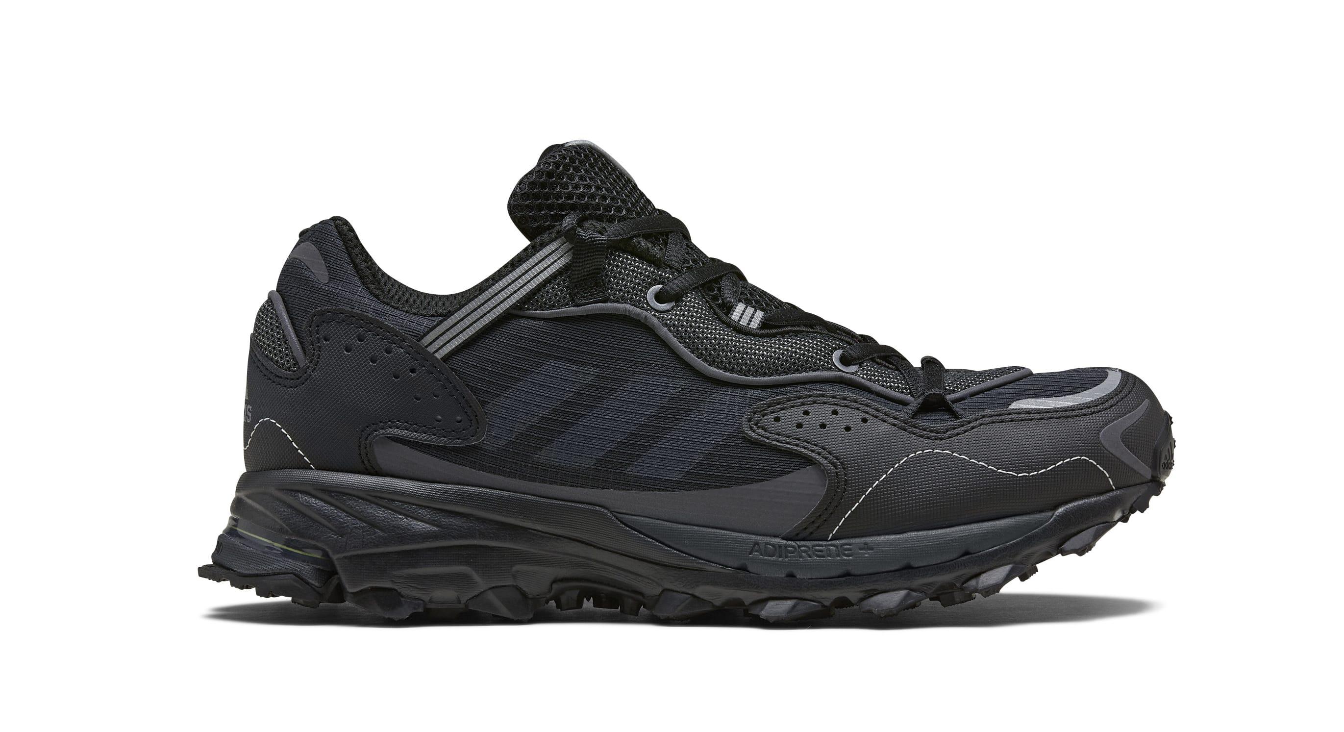 Adidas Gardening Club 2.0 Response Hoverturf Black FX4153 (Lateral)