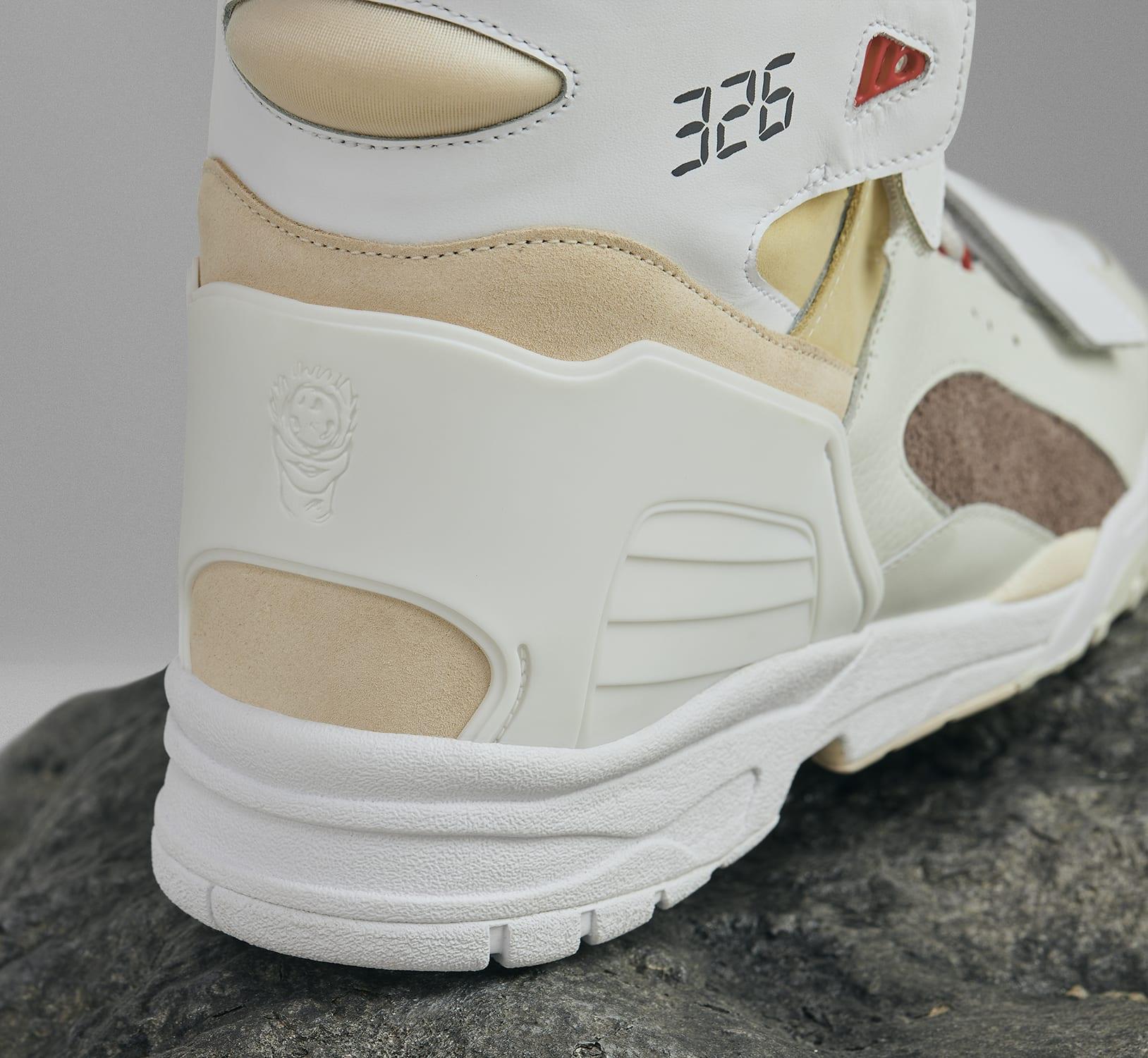 Kid Cudi x Adidas Vadawam 326 White Heel