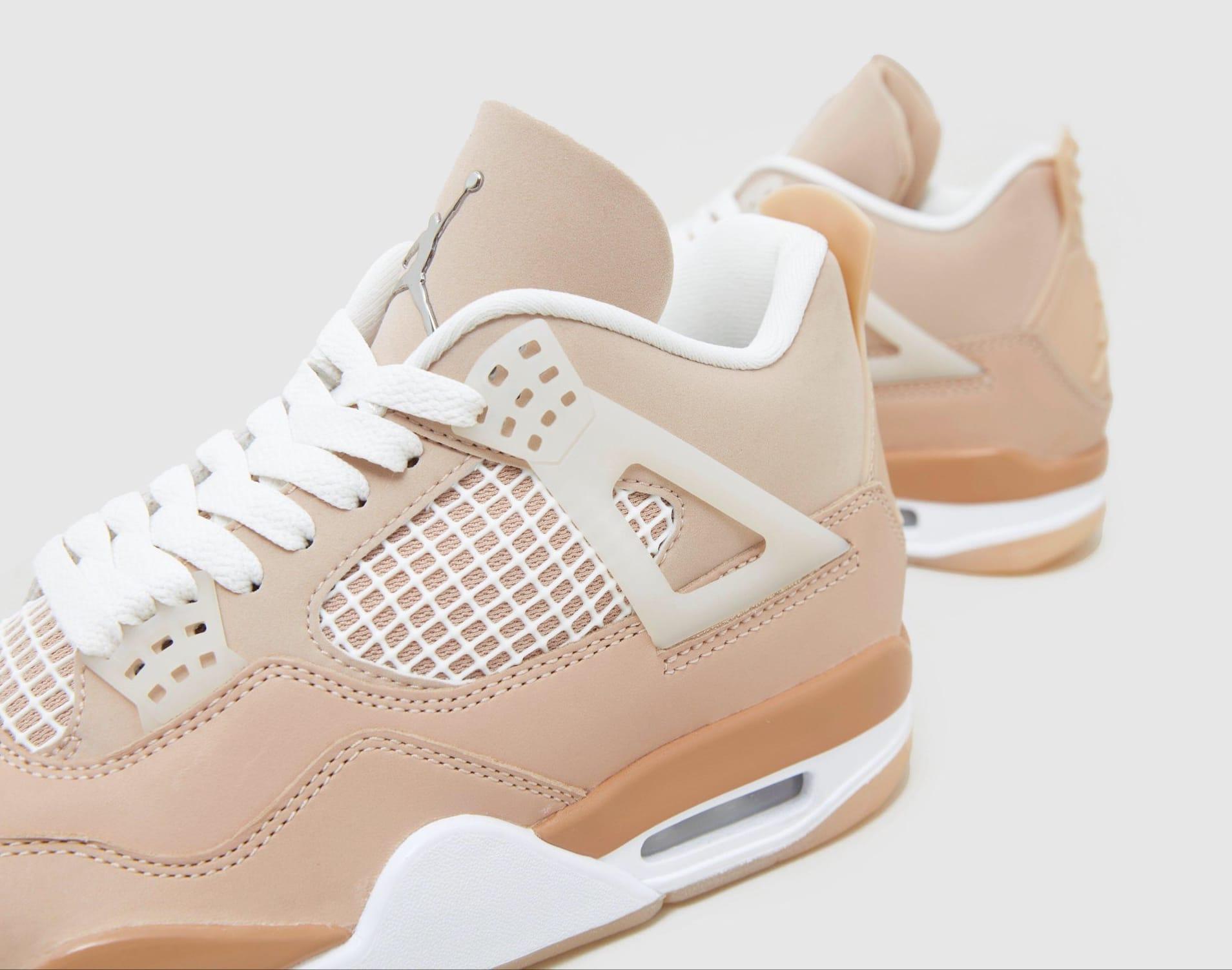 Air Jordan 4 Women's 'Shimmer' DJ0675-200 Side