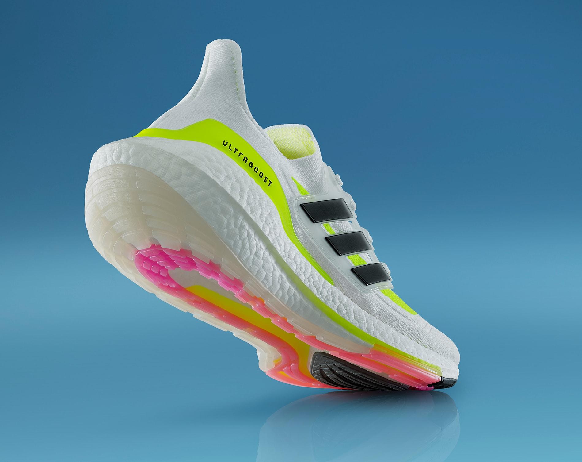 Adidas Ultra Boost 21 Heel