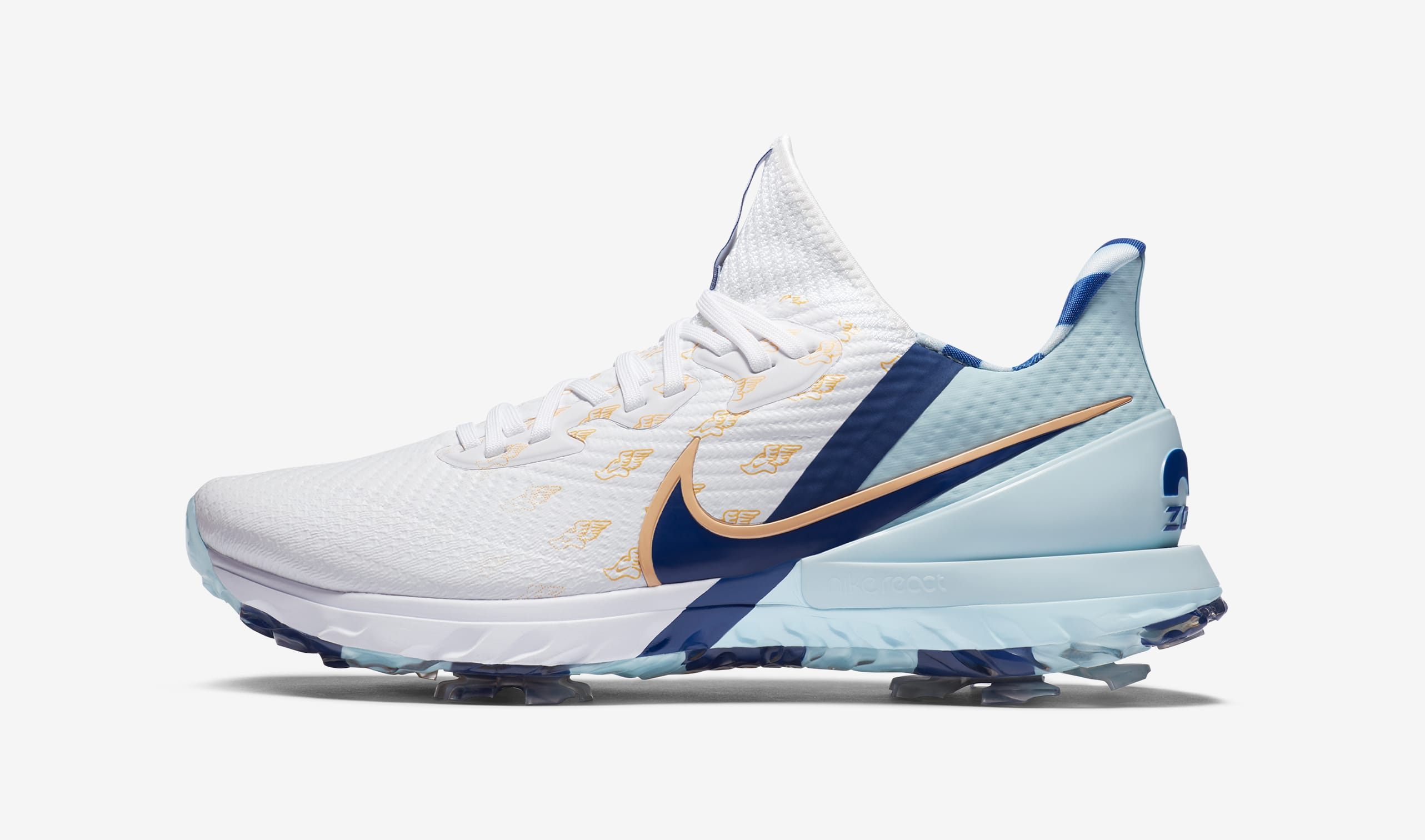 Nike Golf Zoom Infinity Tour 'Wing It' Lateral
